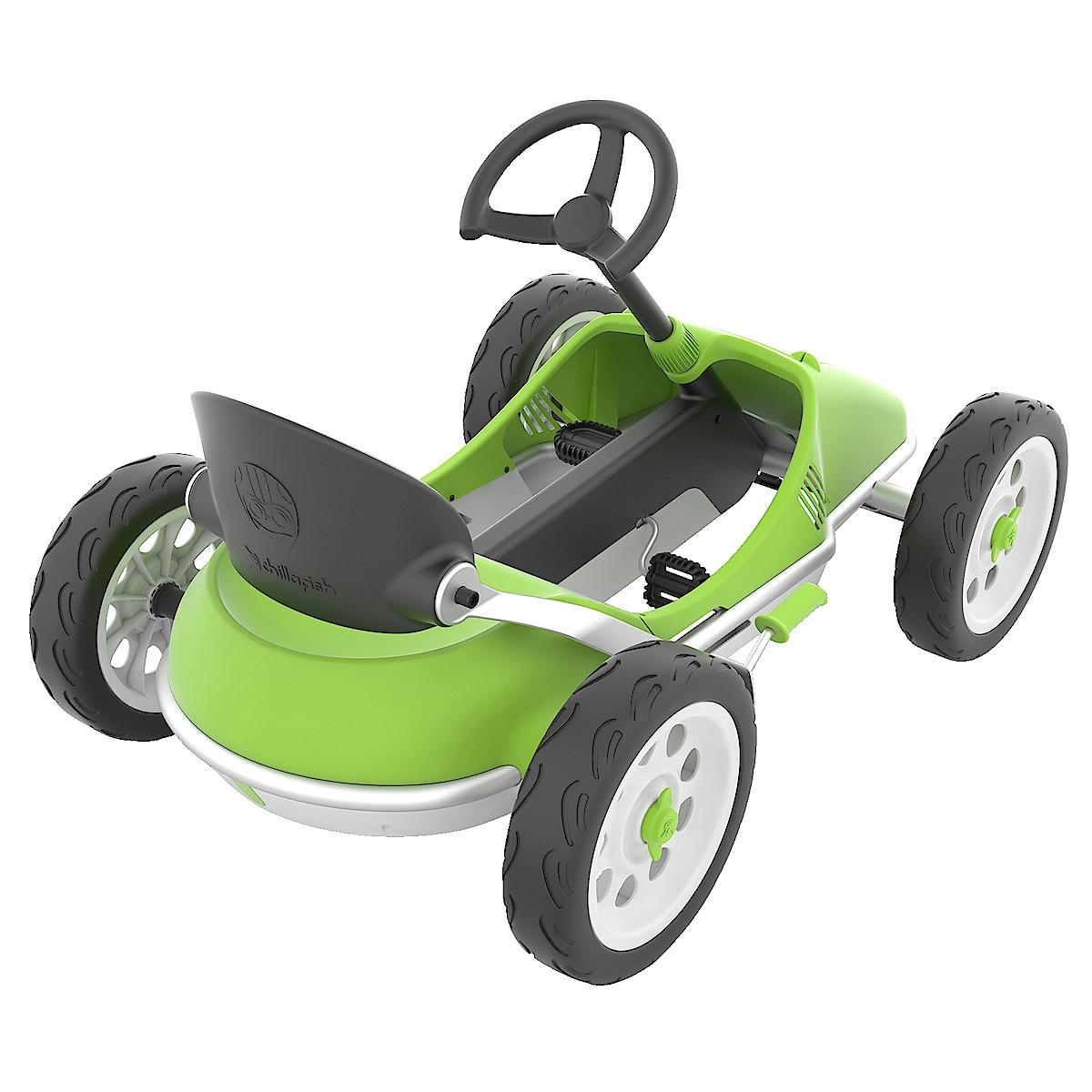 Monzi Pedal Go-Kart