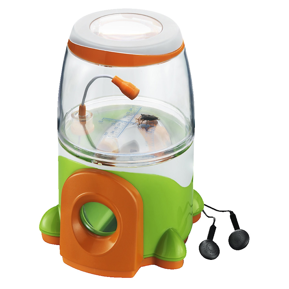 3D Electronic Listening Bug