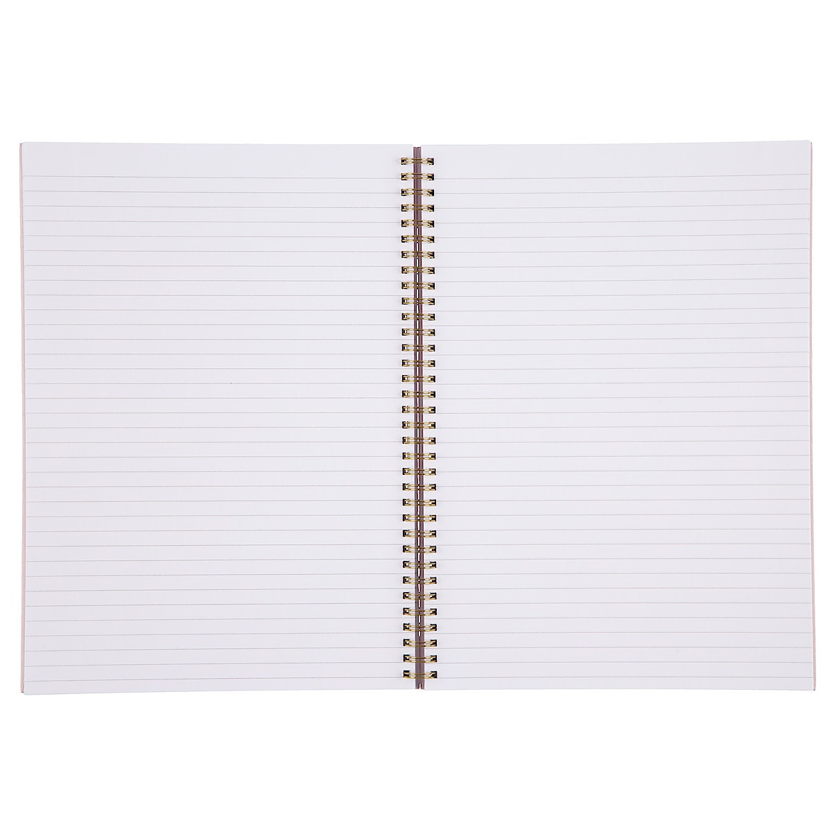 A4 Lined Notebook