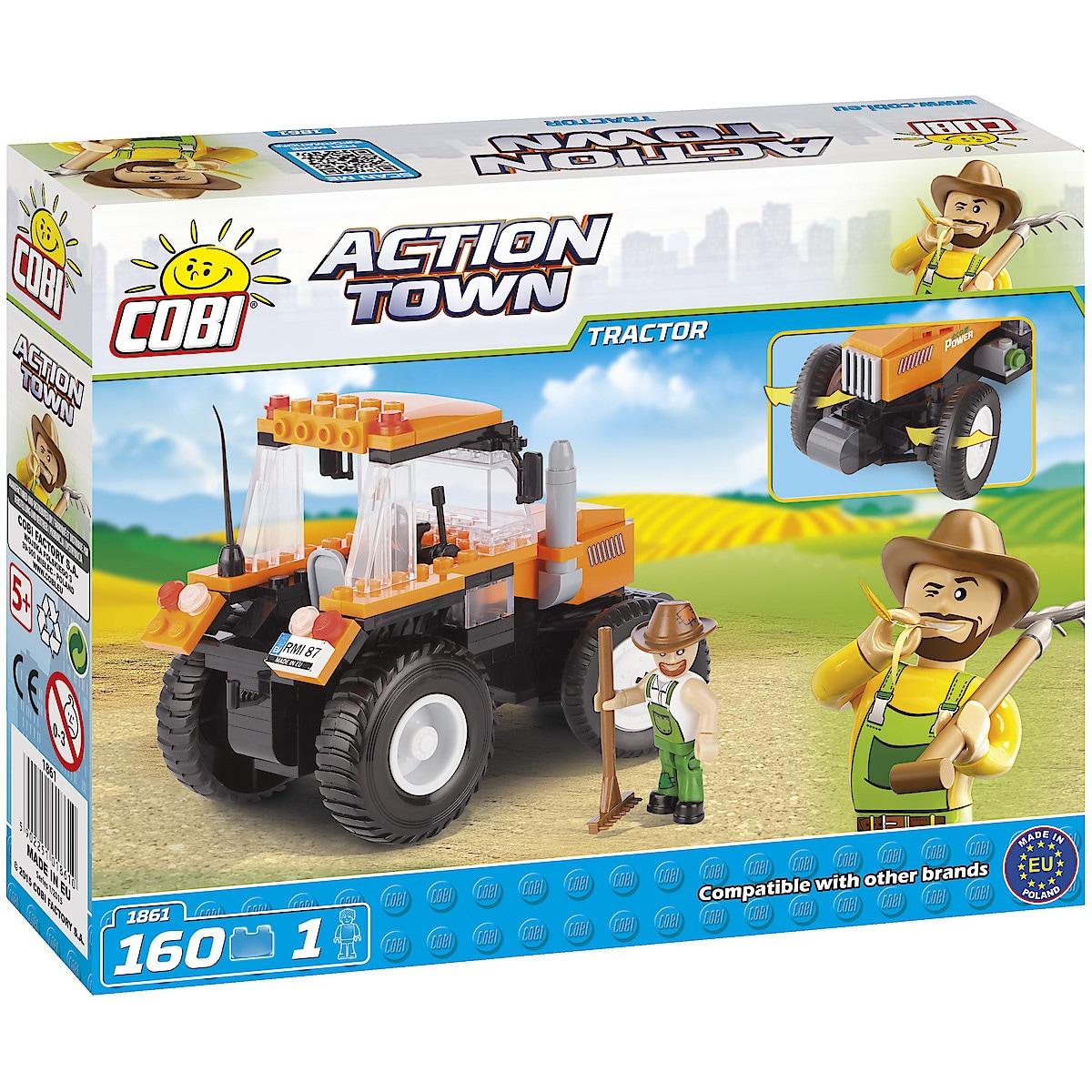 Bausteine Traktor, Cobi