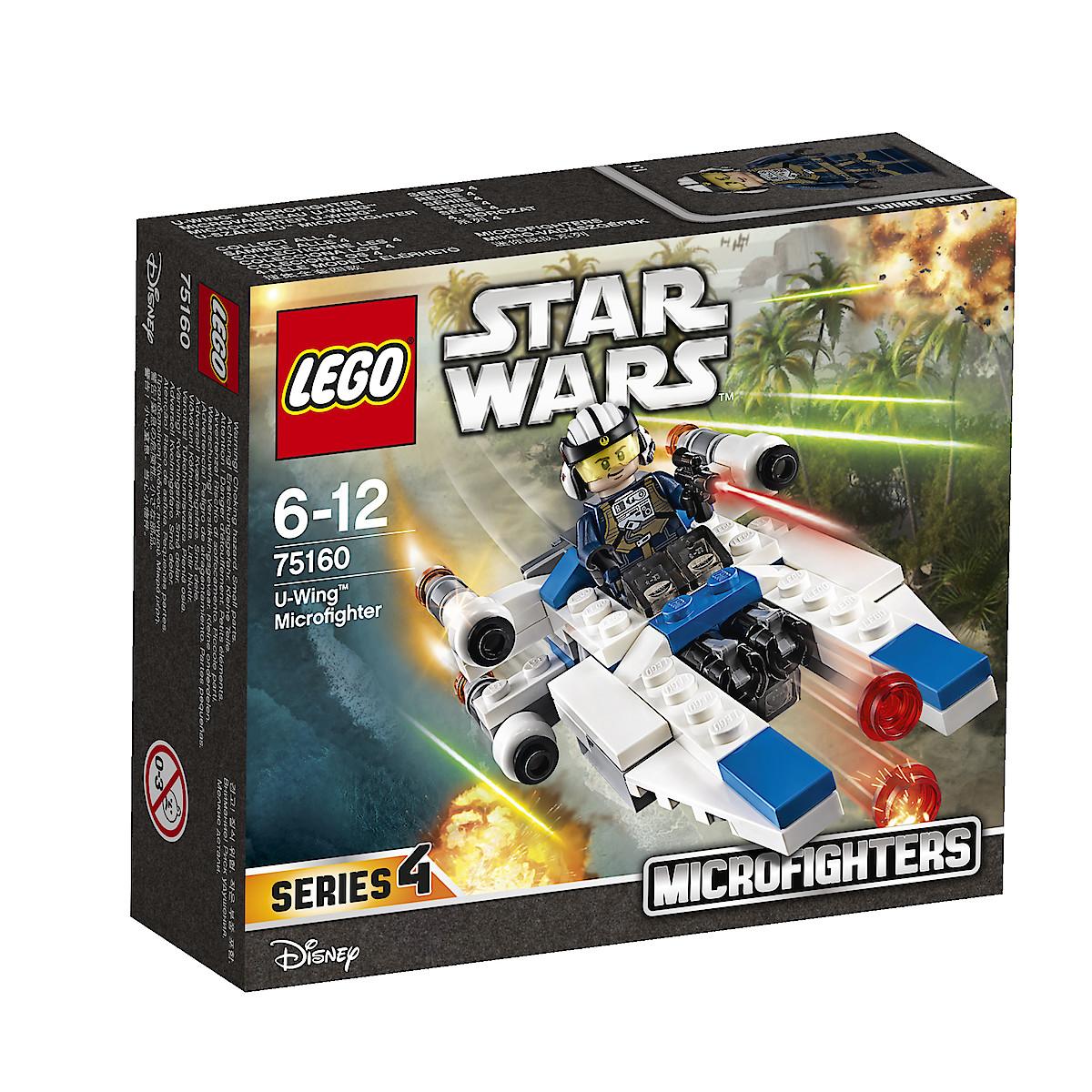 LEGO Star Wars 75160, U-Wing Microfighter