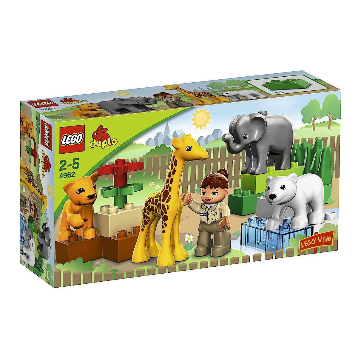Tierbabys Lego Duplo