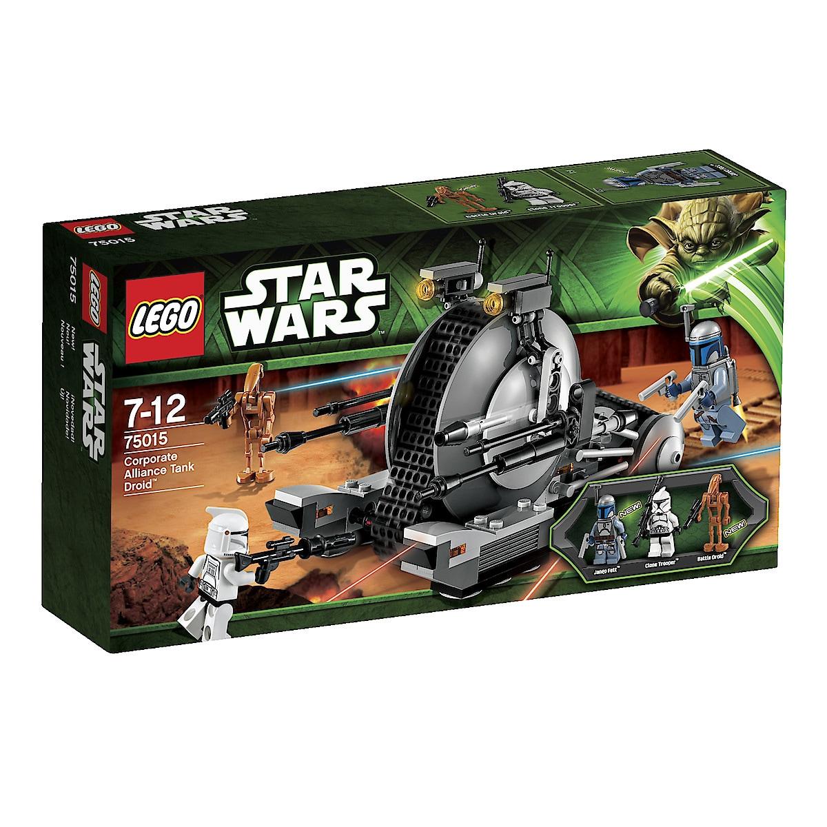 Lego Star Wars Alliance Tank