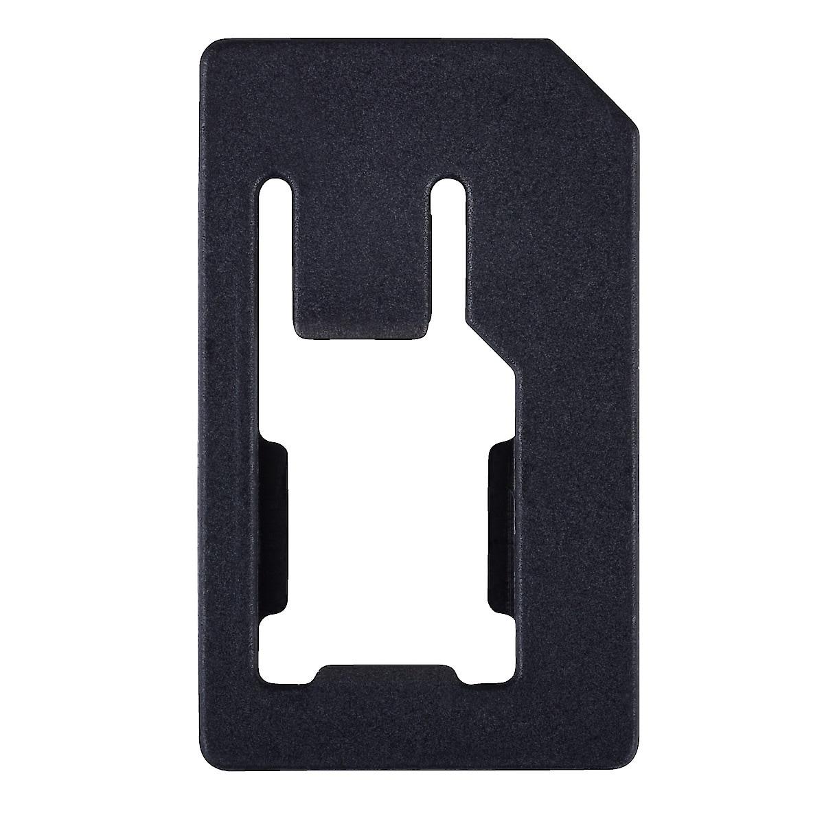 Sovitin nano- ja mikro-SIM-korteille