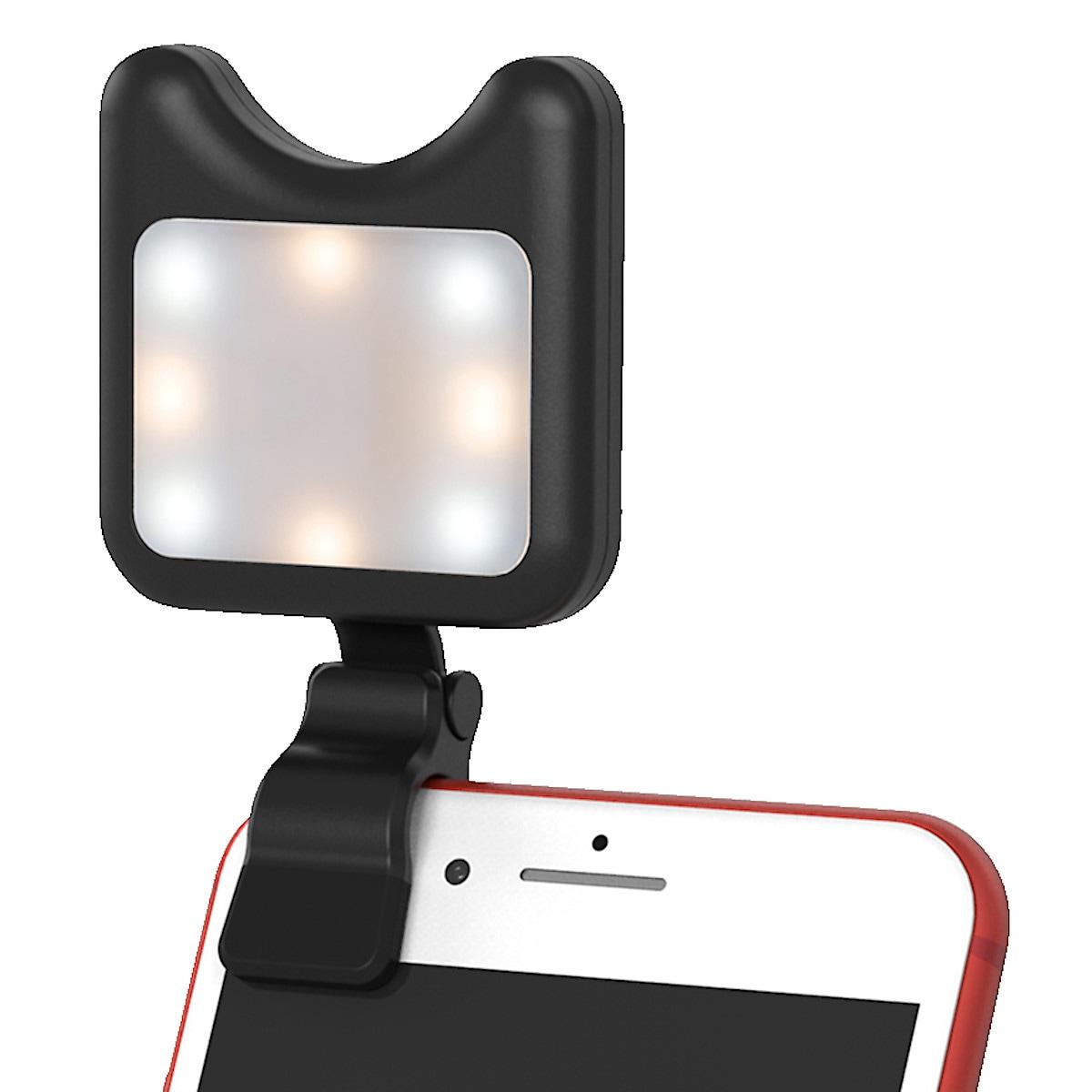 Selfie-lamppu LED