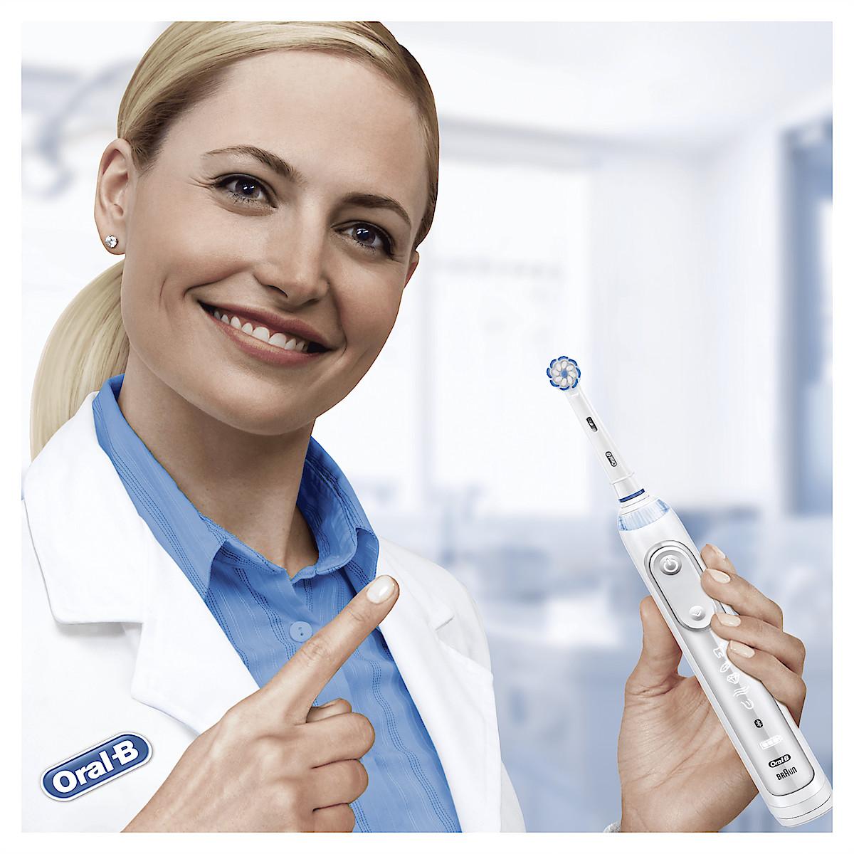 Harjaspää Oral-B Sensitive Ultrathin