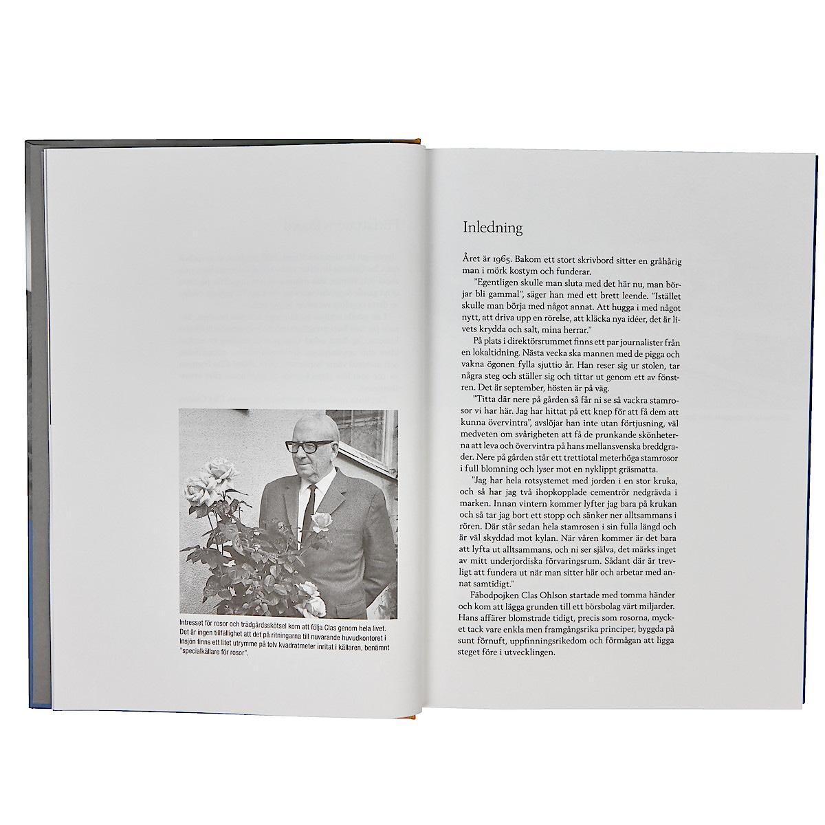 Boken om Clas Ohlson - Från fäboden till börsen
