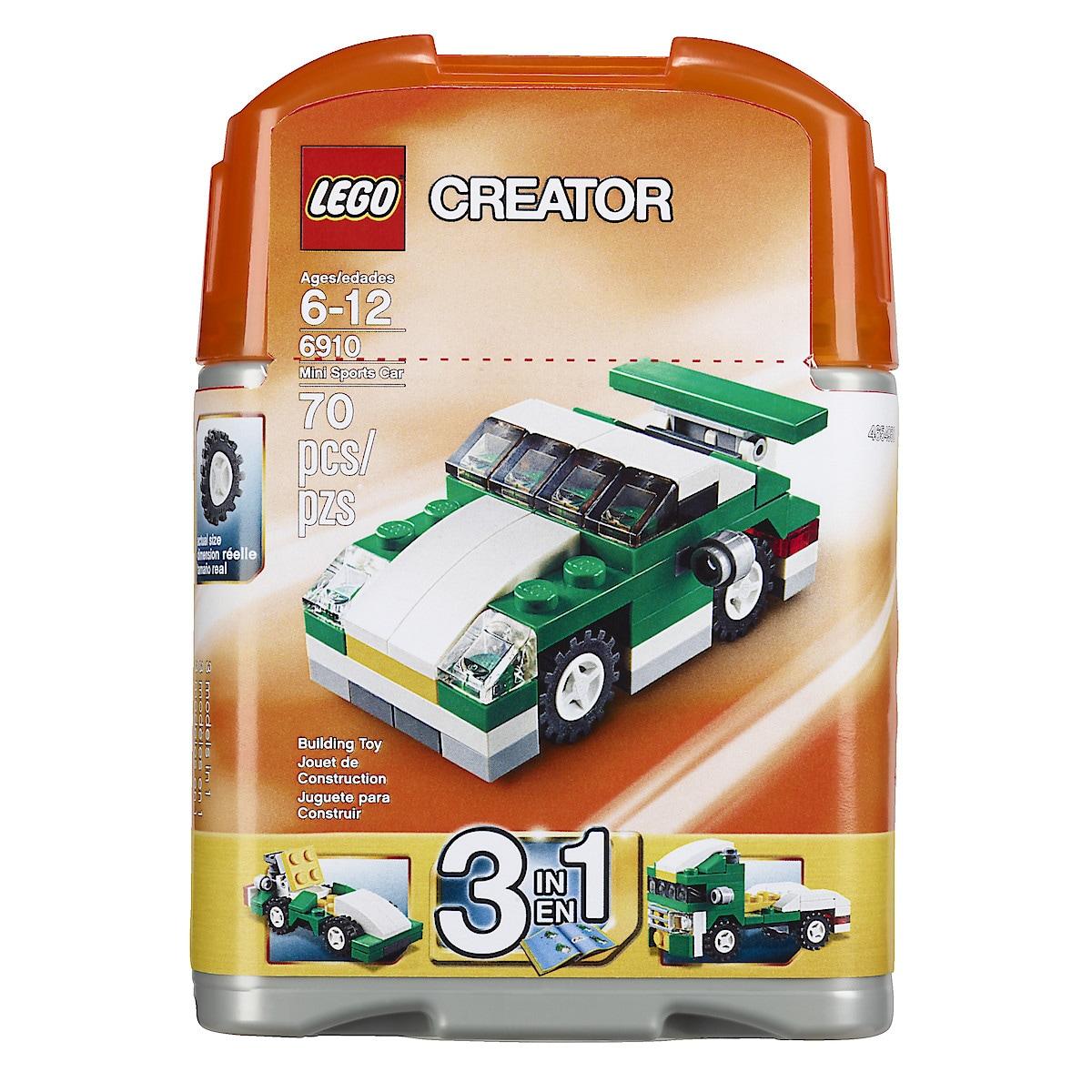 Lego Creator minisportsbil