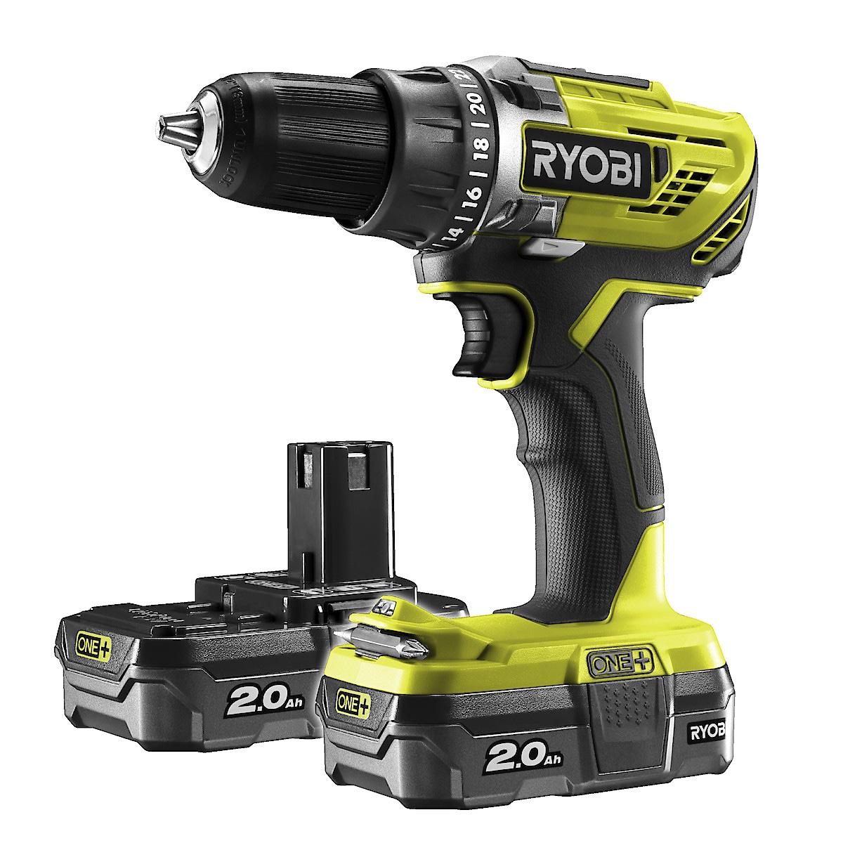 Ryobi R18DD3-220T skruvdragare