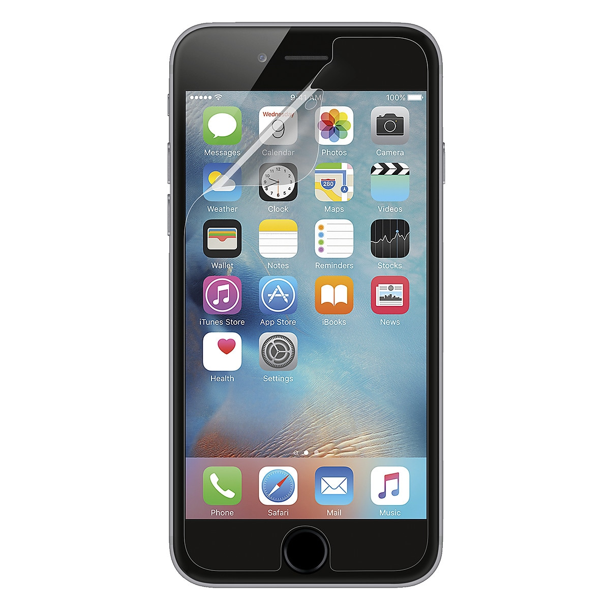 Belkin Invisiglass Screen Protector for iPhone 6 Plus/6S Plus