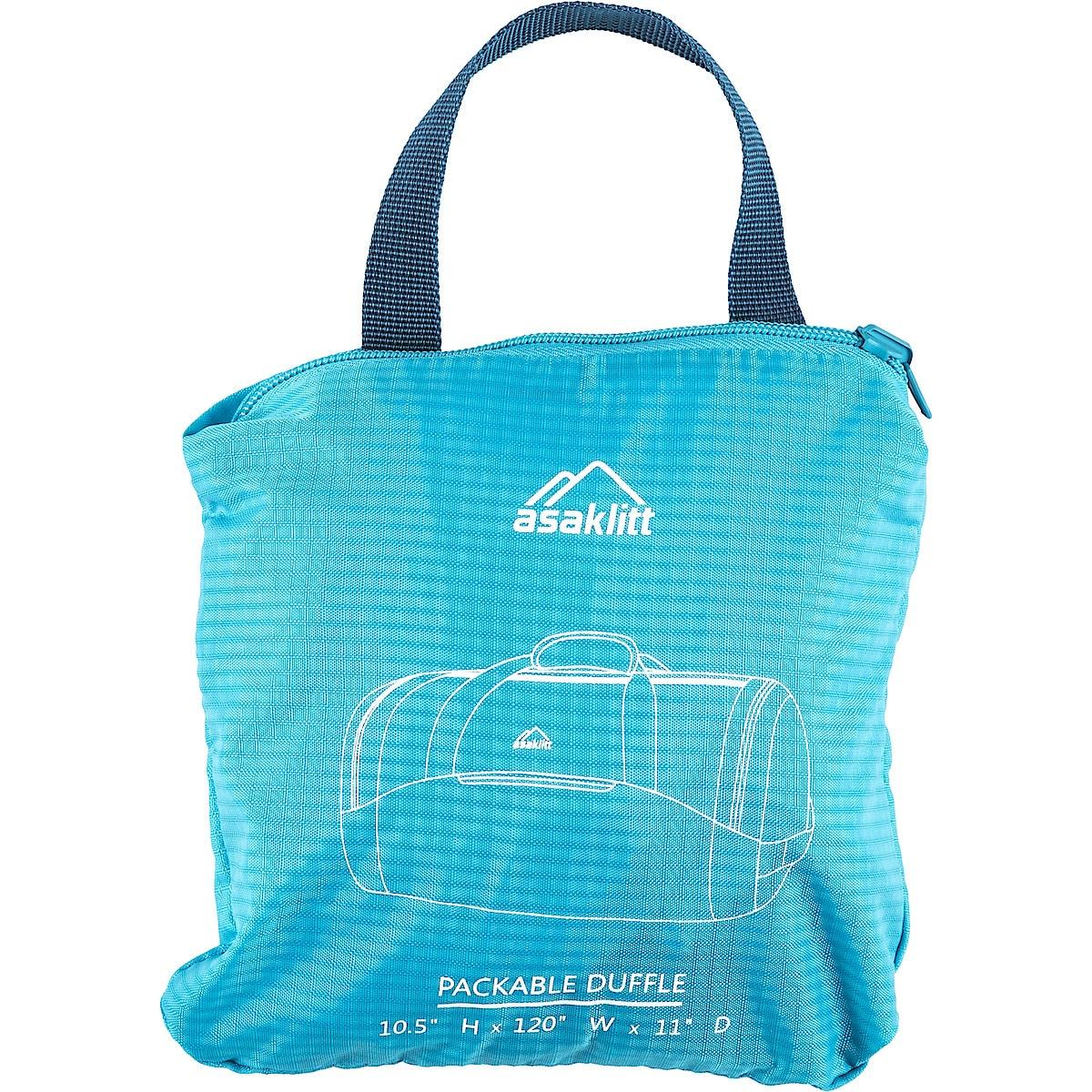 Kokoontaitettava laukku, Asaklitt