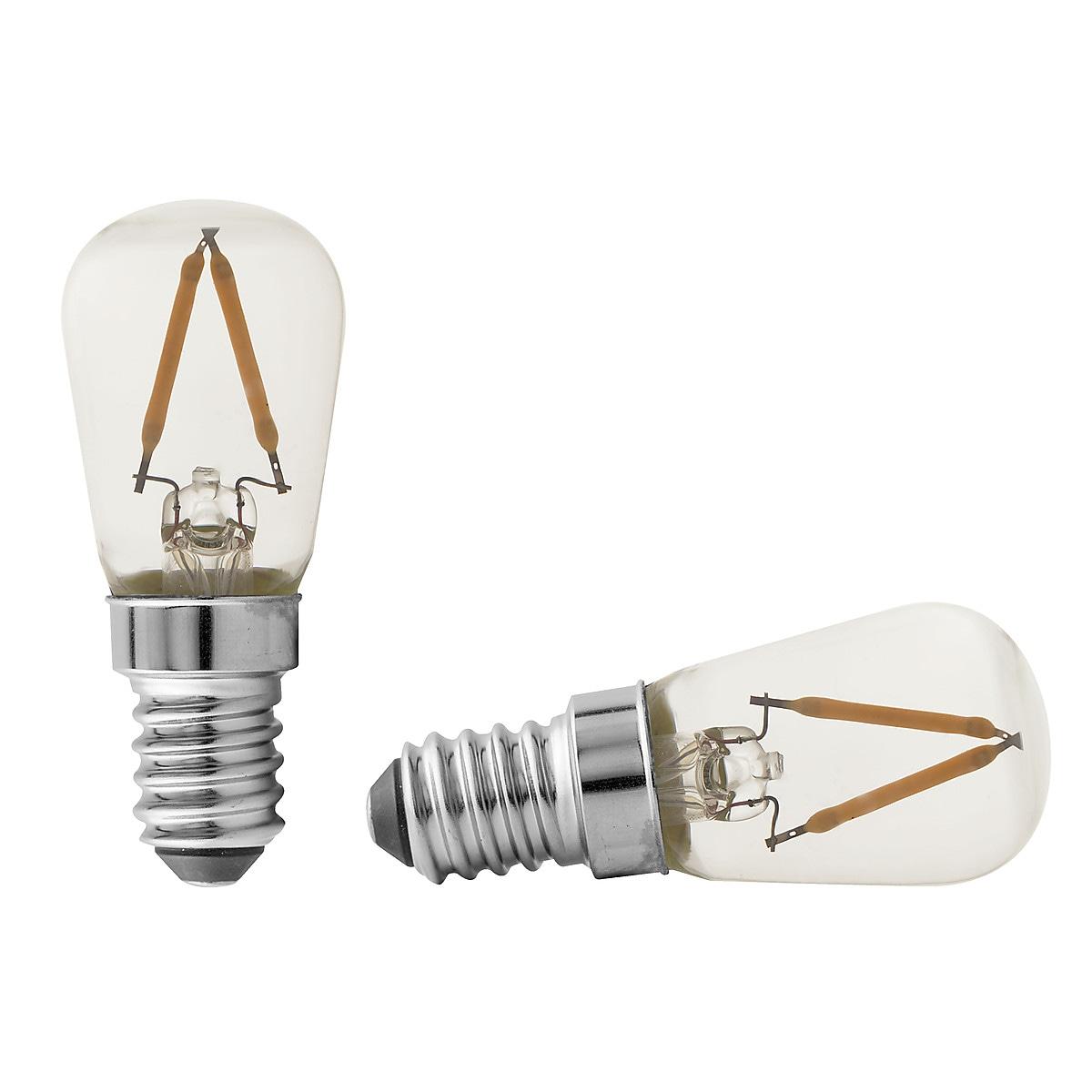 LED-Birnenlampe E14 Northlight