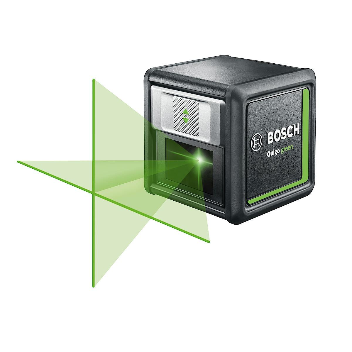 Krysslaser Bosch Quigo Green