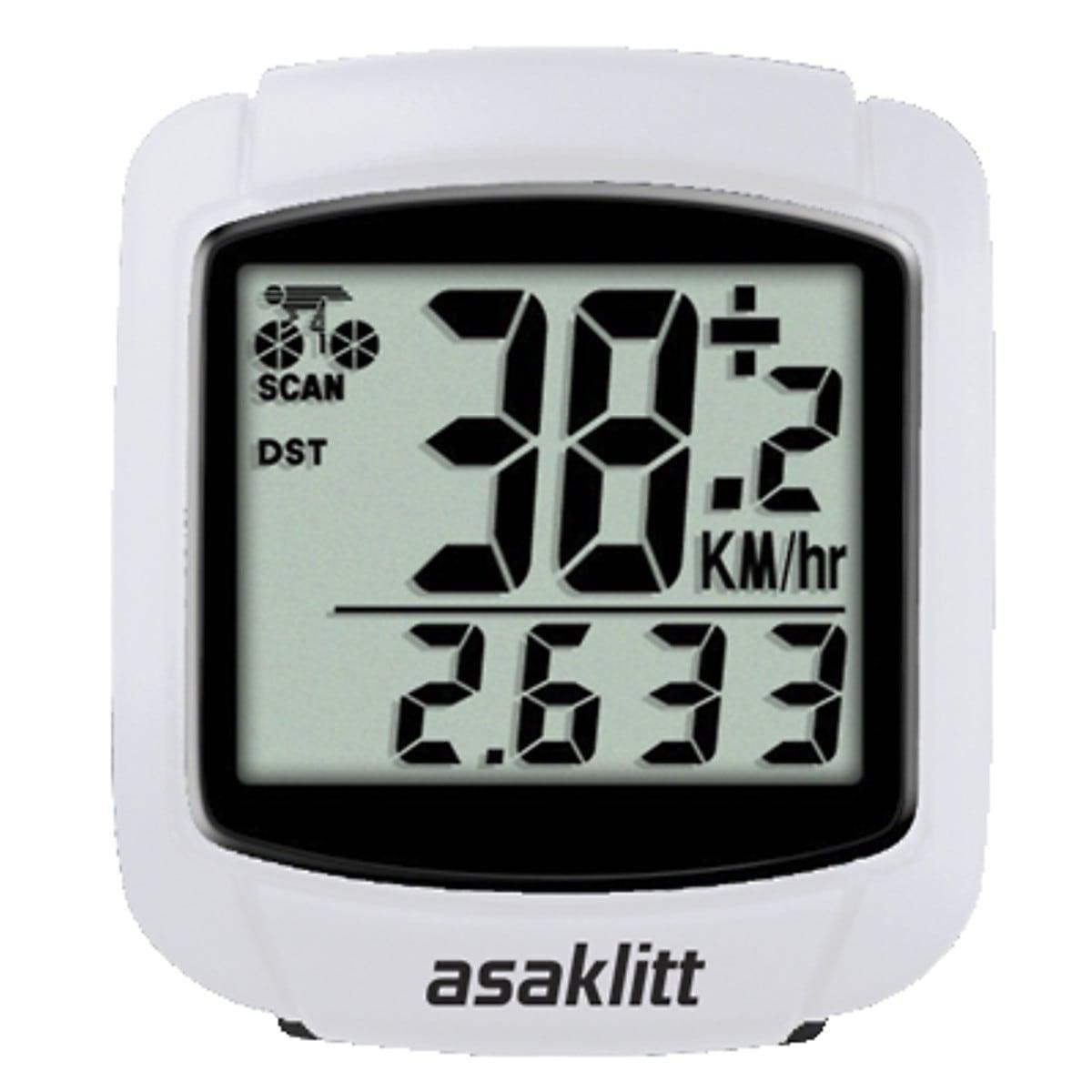 Fahrradcomputer Asaklitt