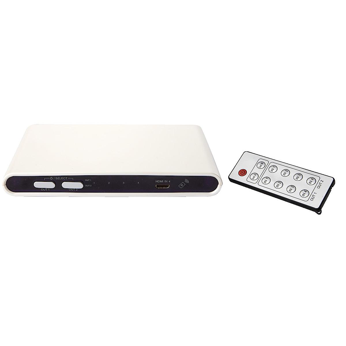 HDMI-växel