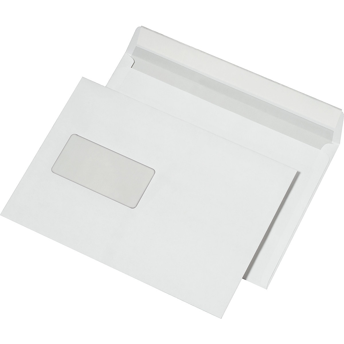 Sichtfensterkuvert C5 V 50er-Pack