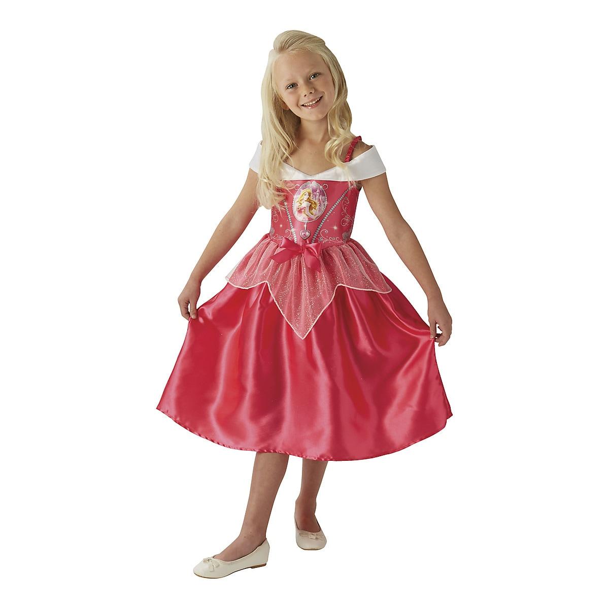 Sleeping Beauty Fancy Dress Costume