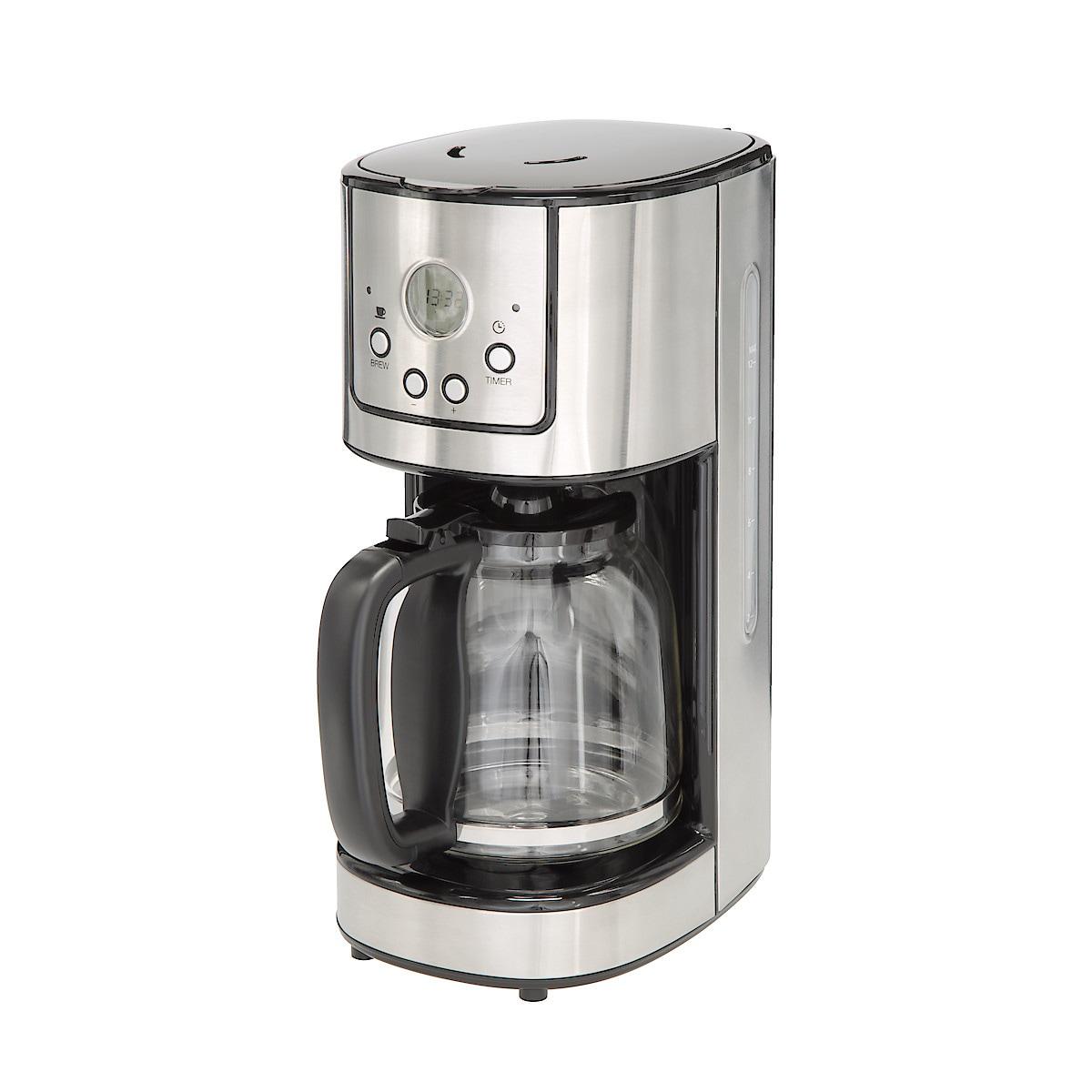 Kaffebryggare med timer 15 liter
