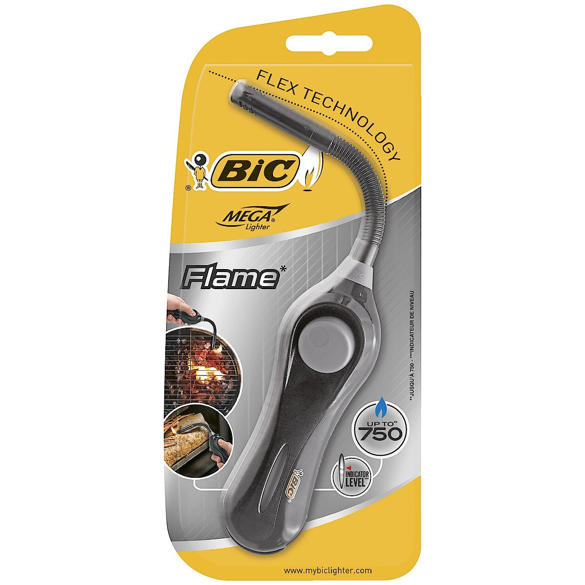 Braständare Bic Megalighter Flame