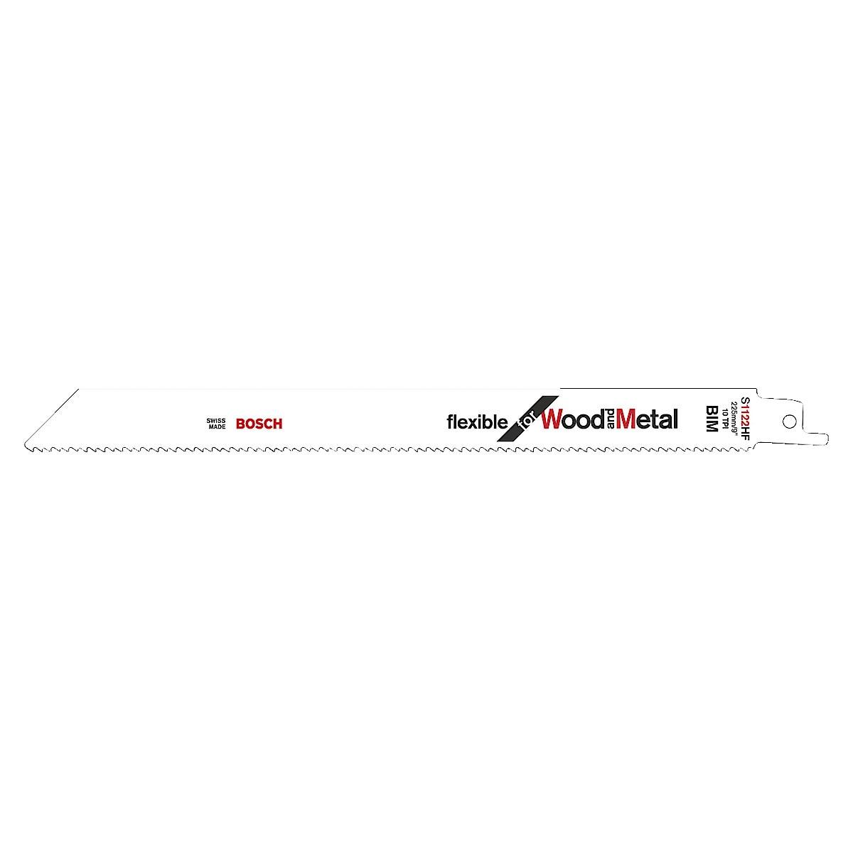 Tigersågblad BIM S1122HF Bosch