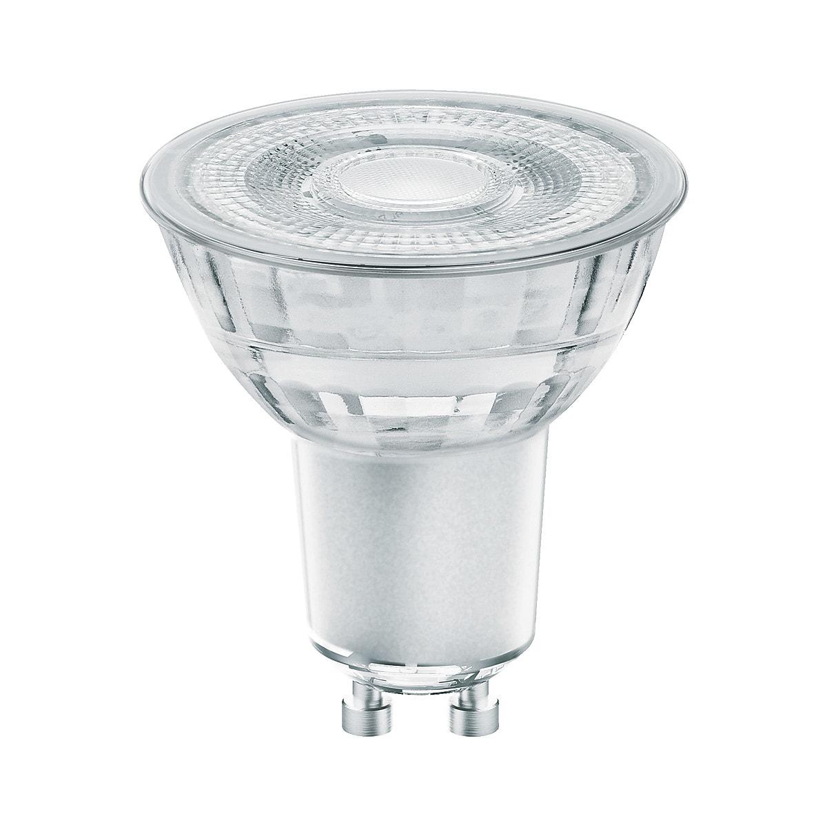 Dimbar LED-lampa GU10 Retrofit Glowdim Osram