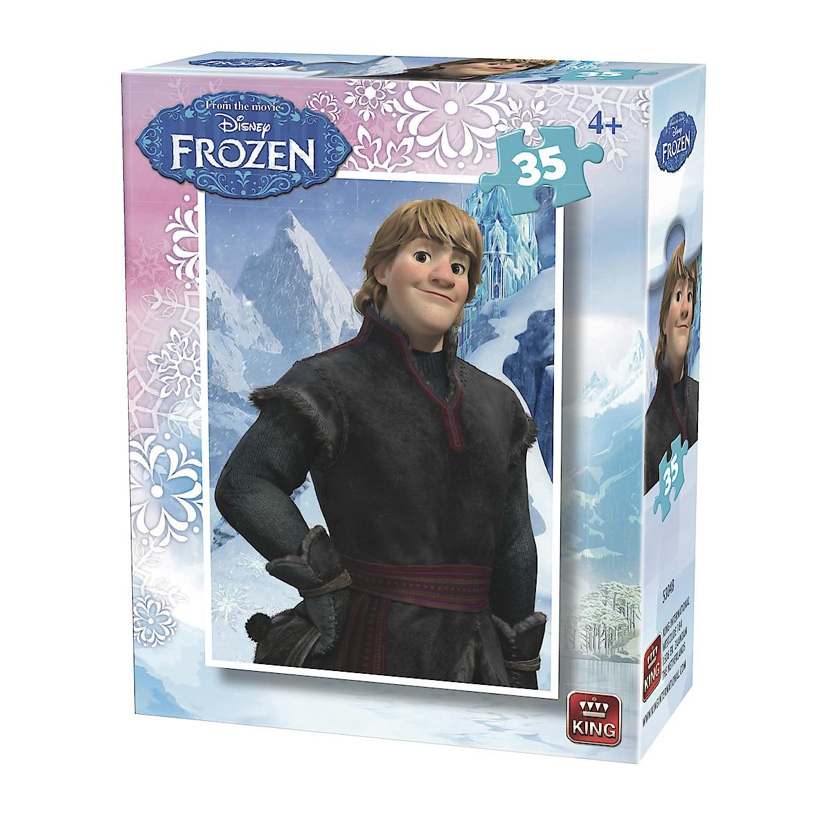 Pussel Disney Frozen 35 bitar