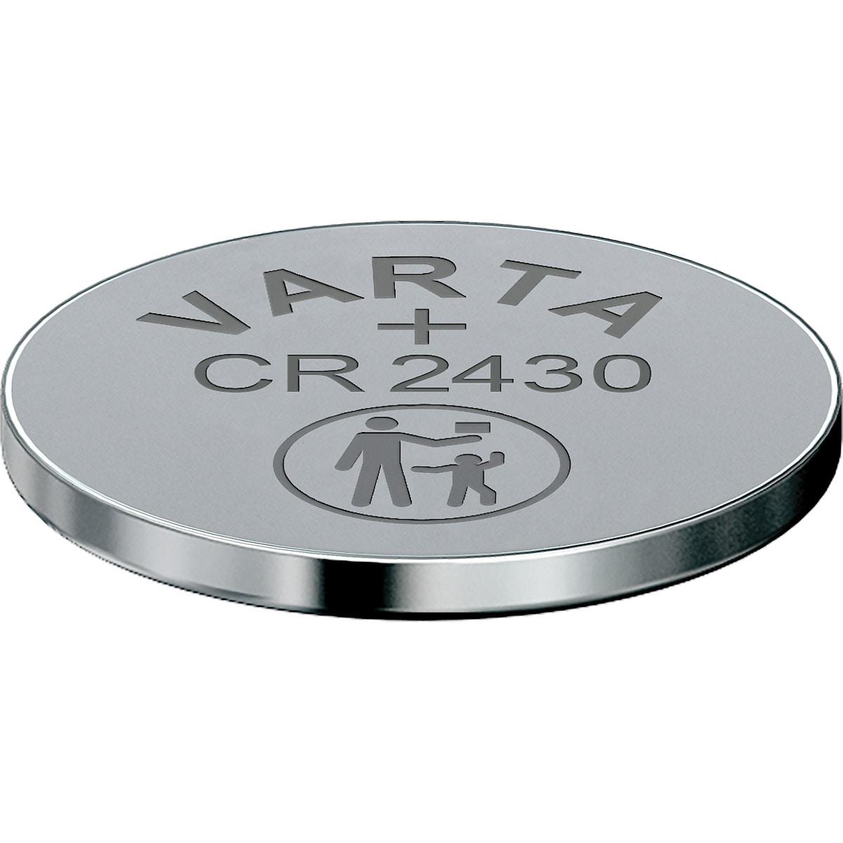 Lithiumbatterie CR2430 VARTA