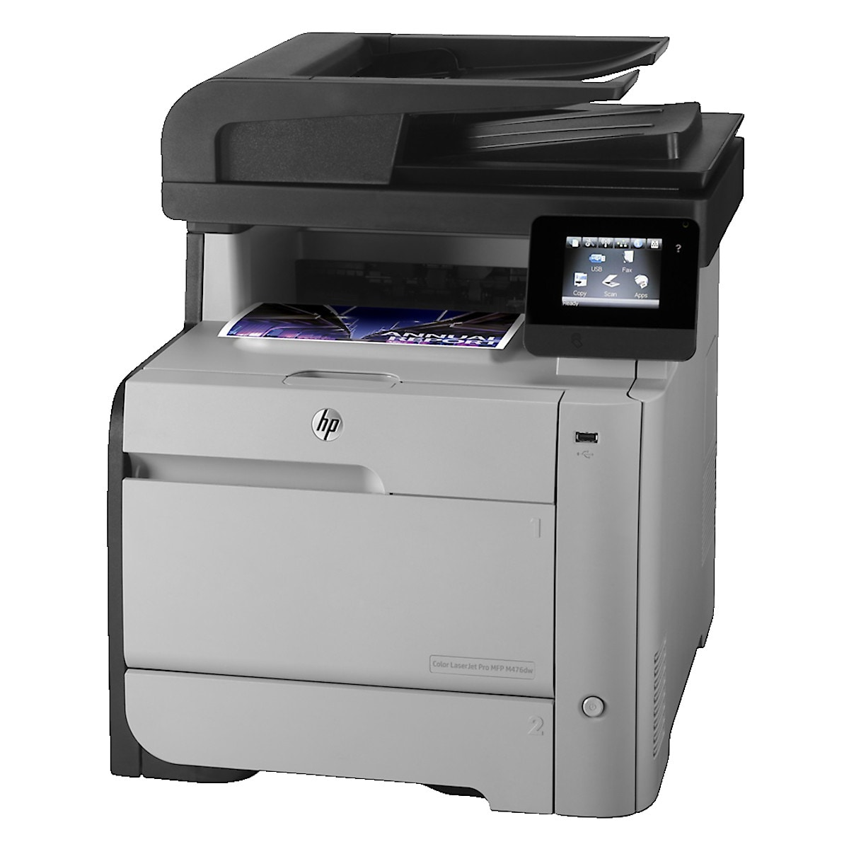 HP Color LaserJet Pro MFP M476dw Laser Printer