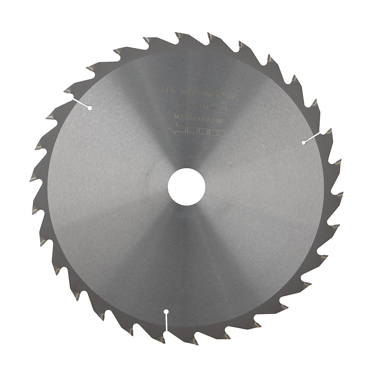 Sågklinga 254 x 30 mm 30T Cocraft