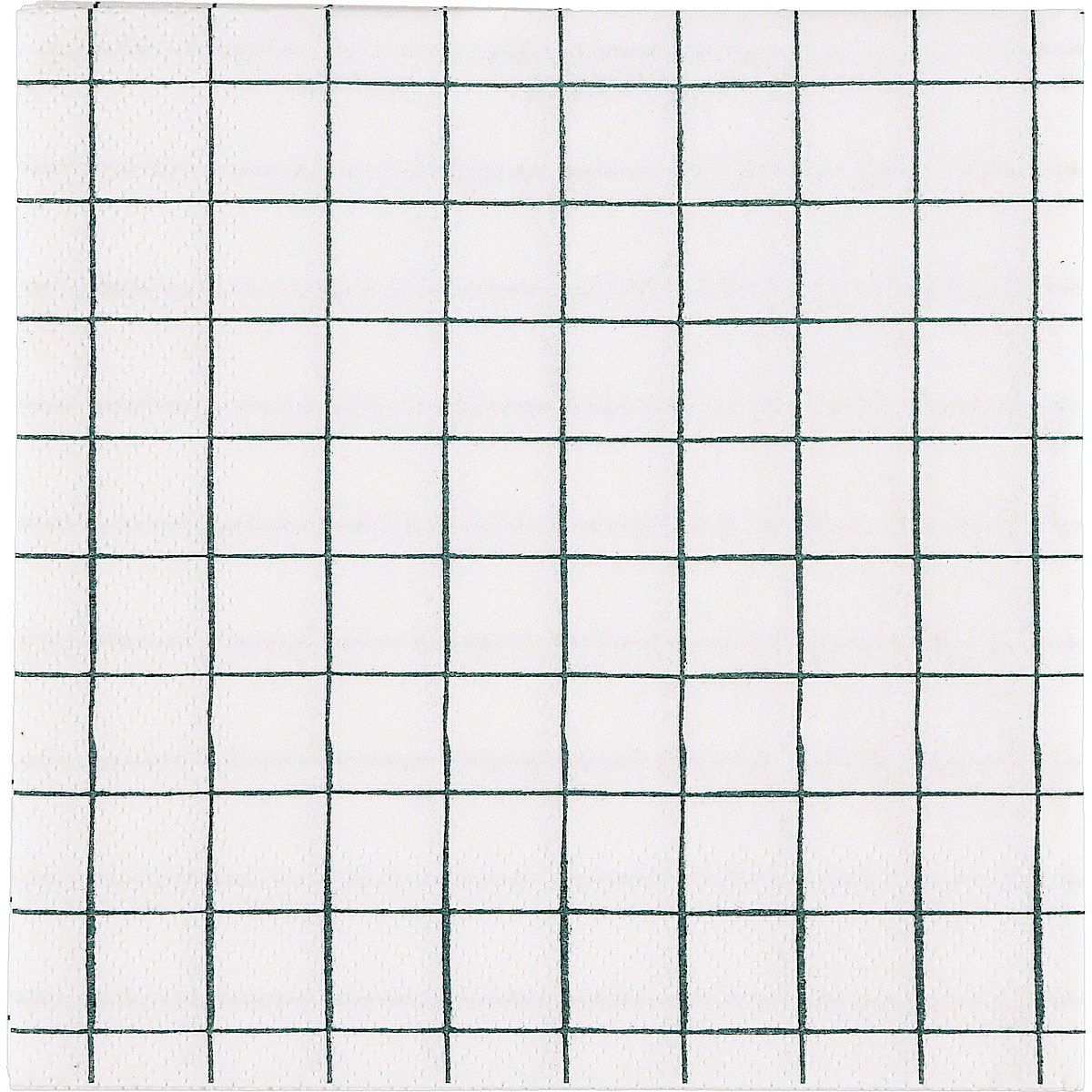 SERVETT GRID GRÖN 20-PACK