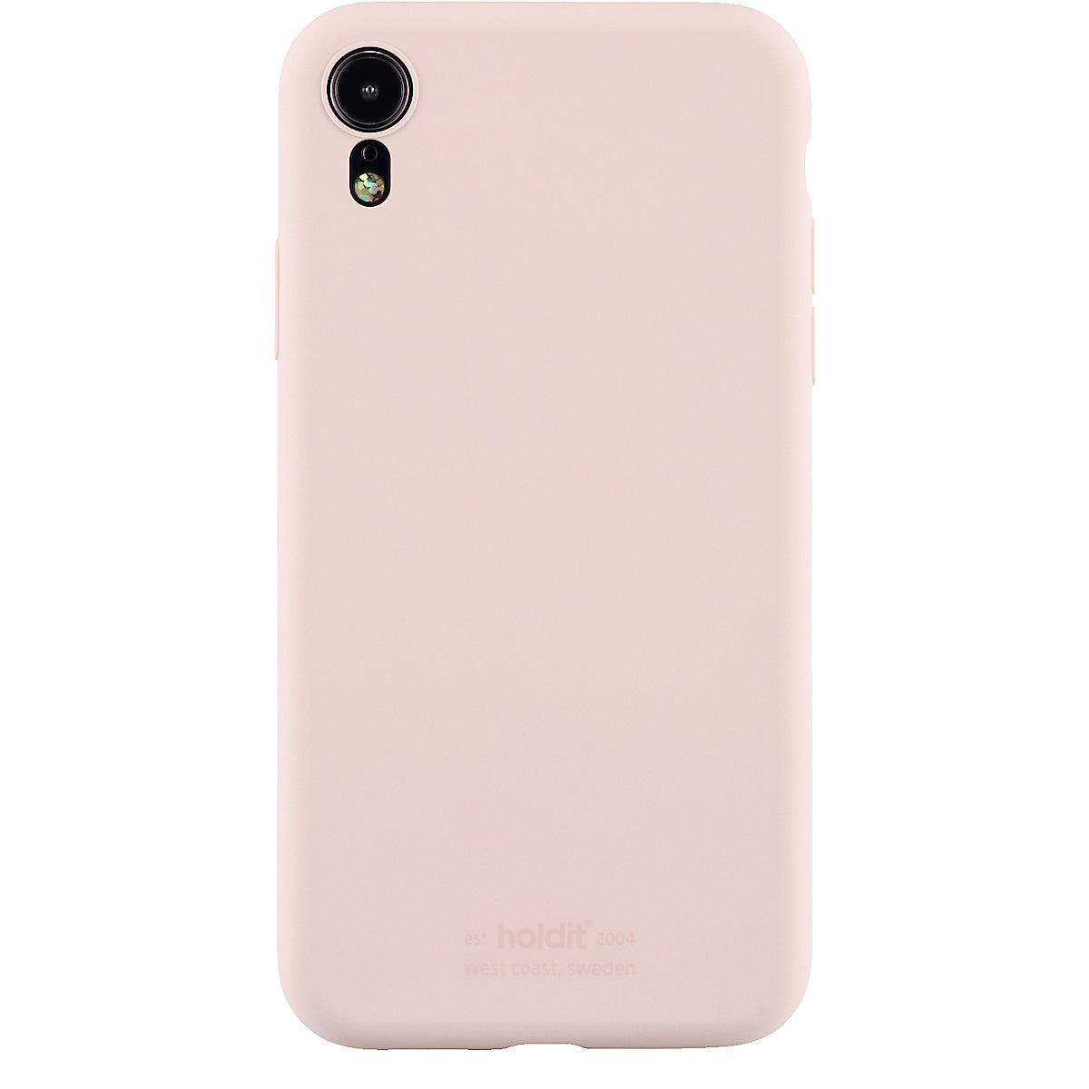 Mobilskal i silikon för iPhone XR Holdit