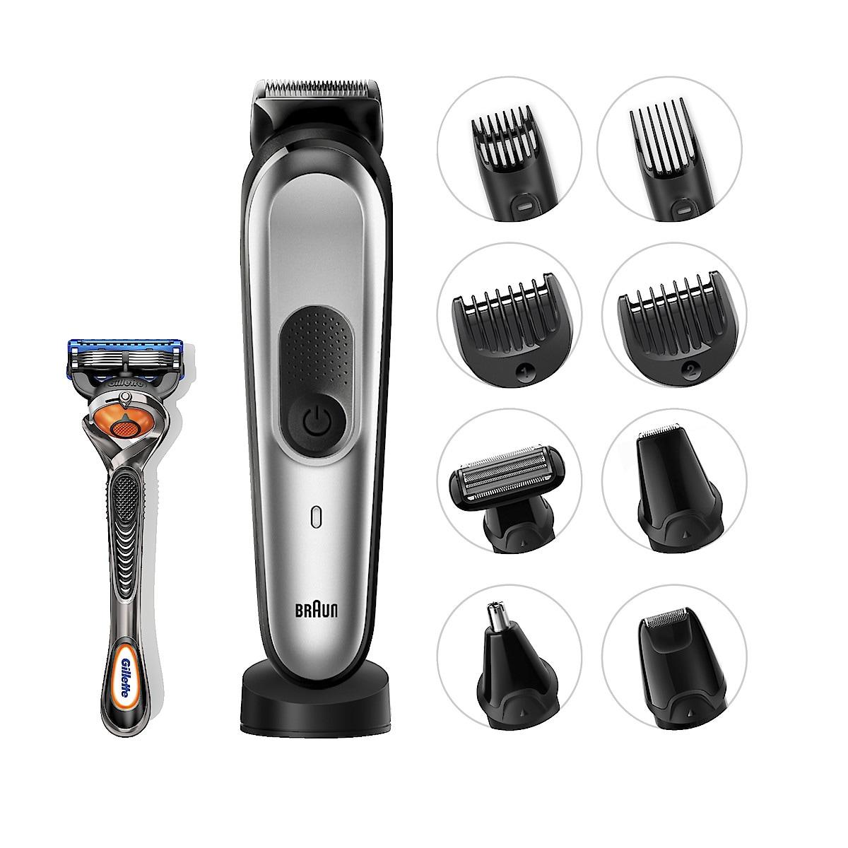 Multi-Grooming-Kit Braun MGK7021 All-in-One