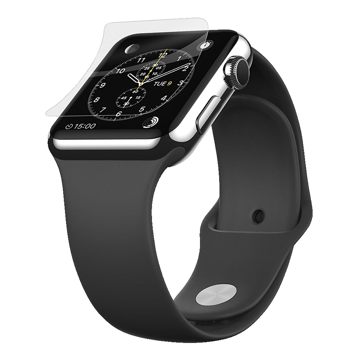 Belkin Invisiglass displaybeskyttelse i glass for Apple Watch
