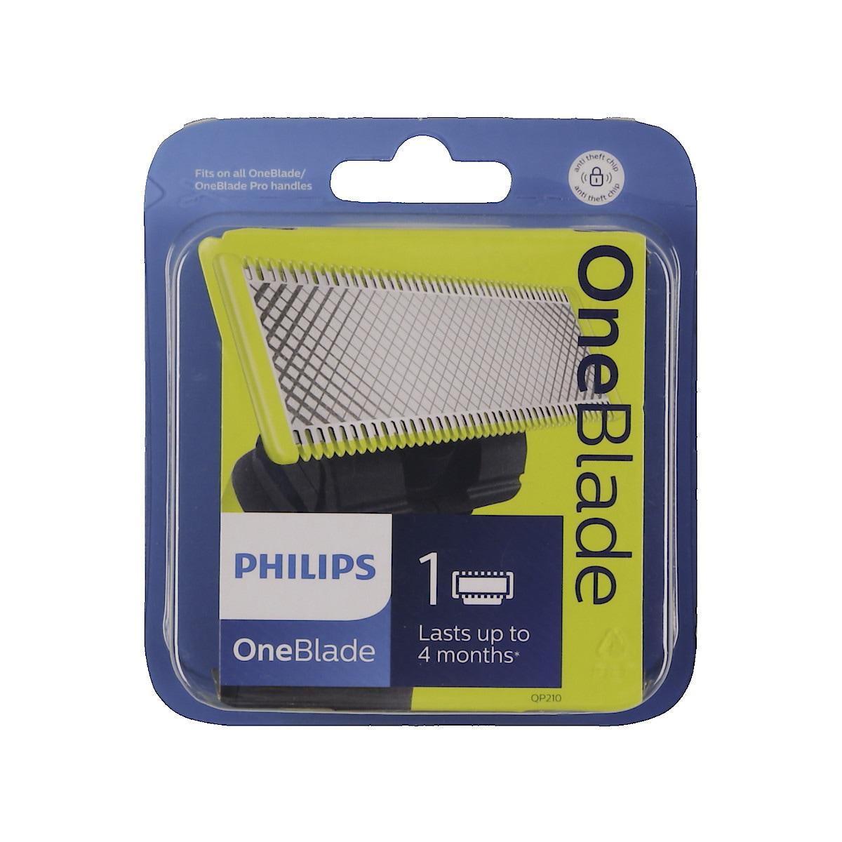 Utbytesblad till Philips OneBlade