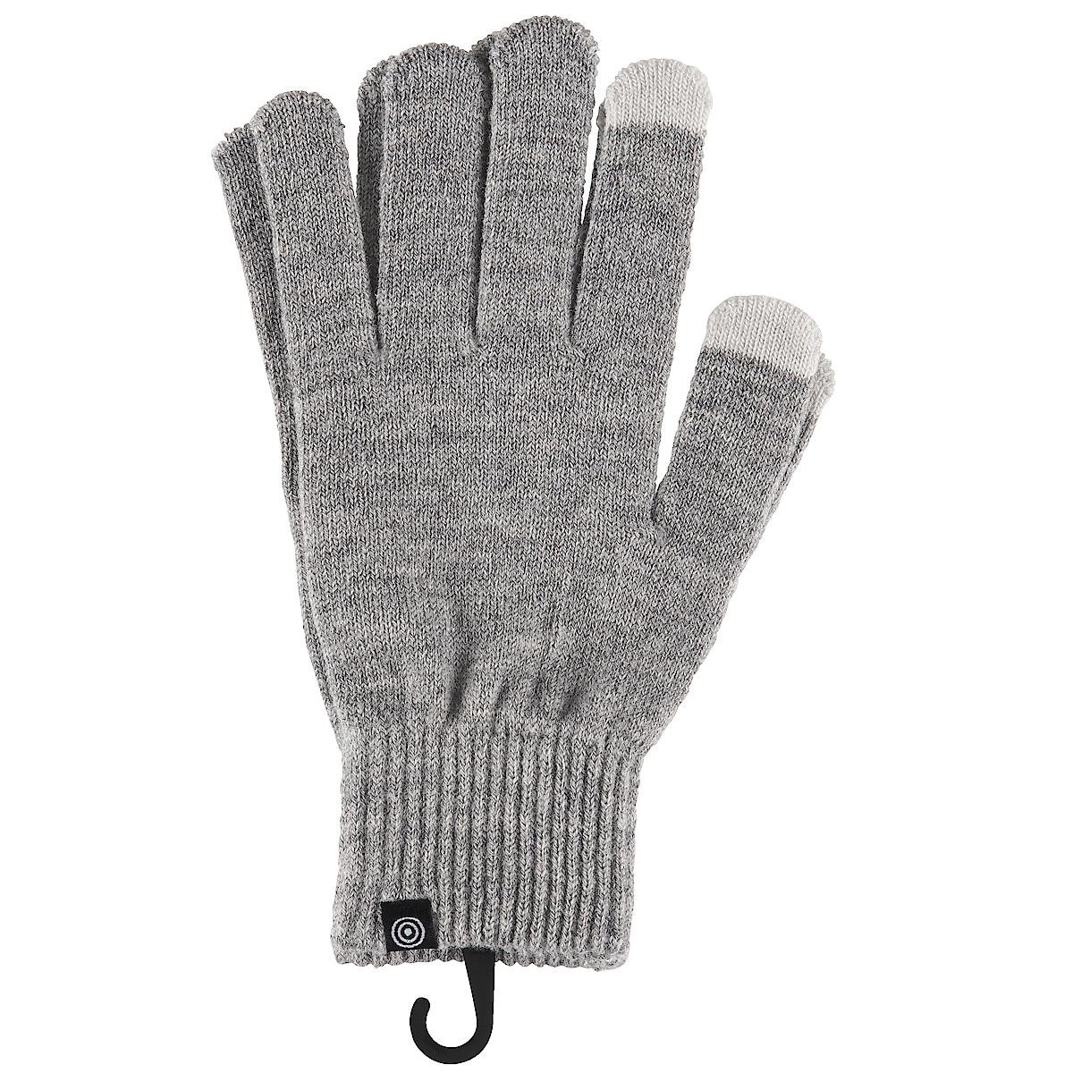Touchscreen-Handschuhe, grau