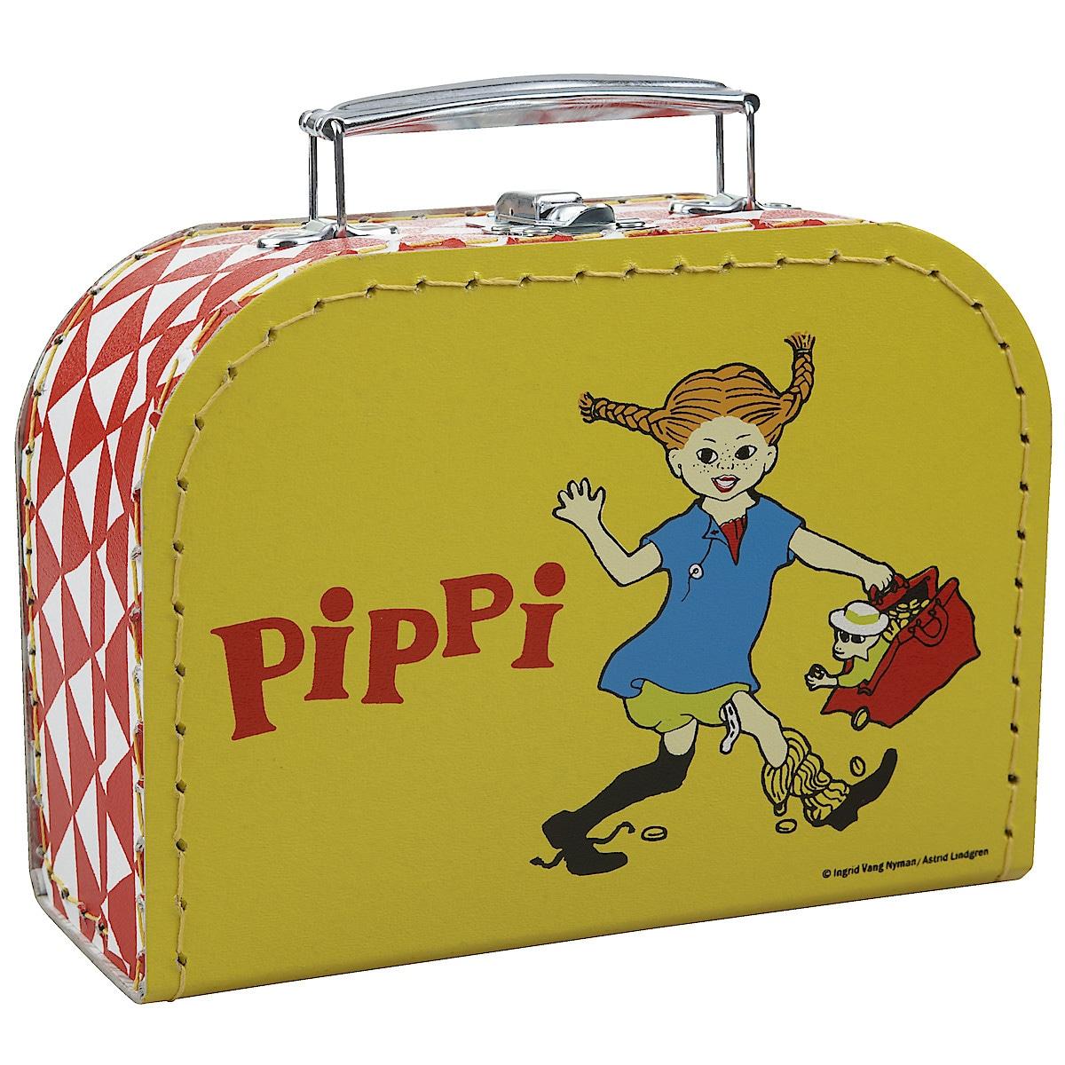 Reiseveske, Pippi,