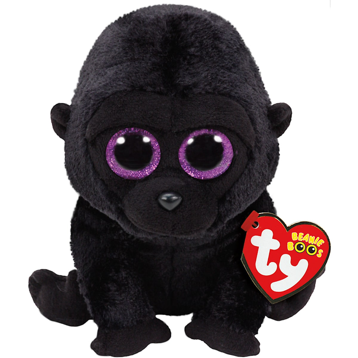 Gosedjur gorillan George Ty Beanie Boos