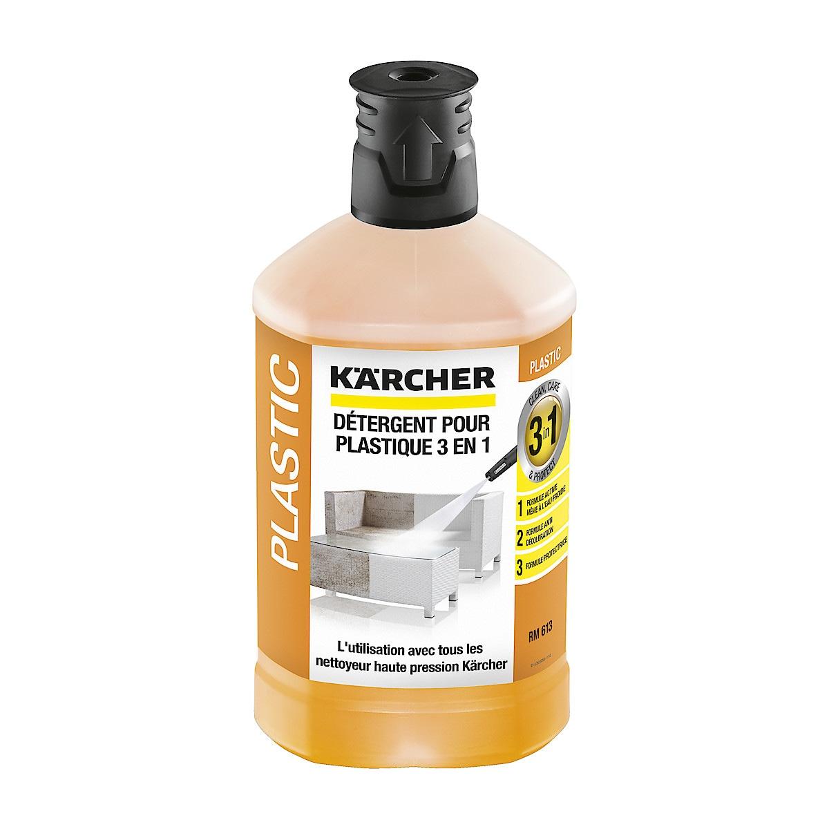 Tvättmedel Plastic Cleaner, Kärcher