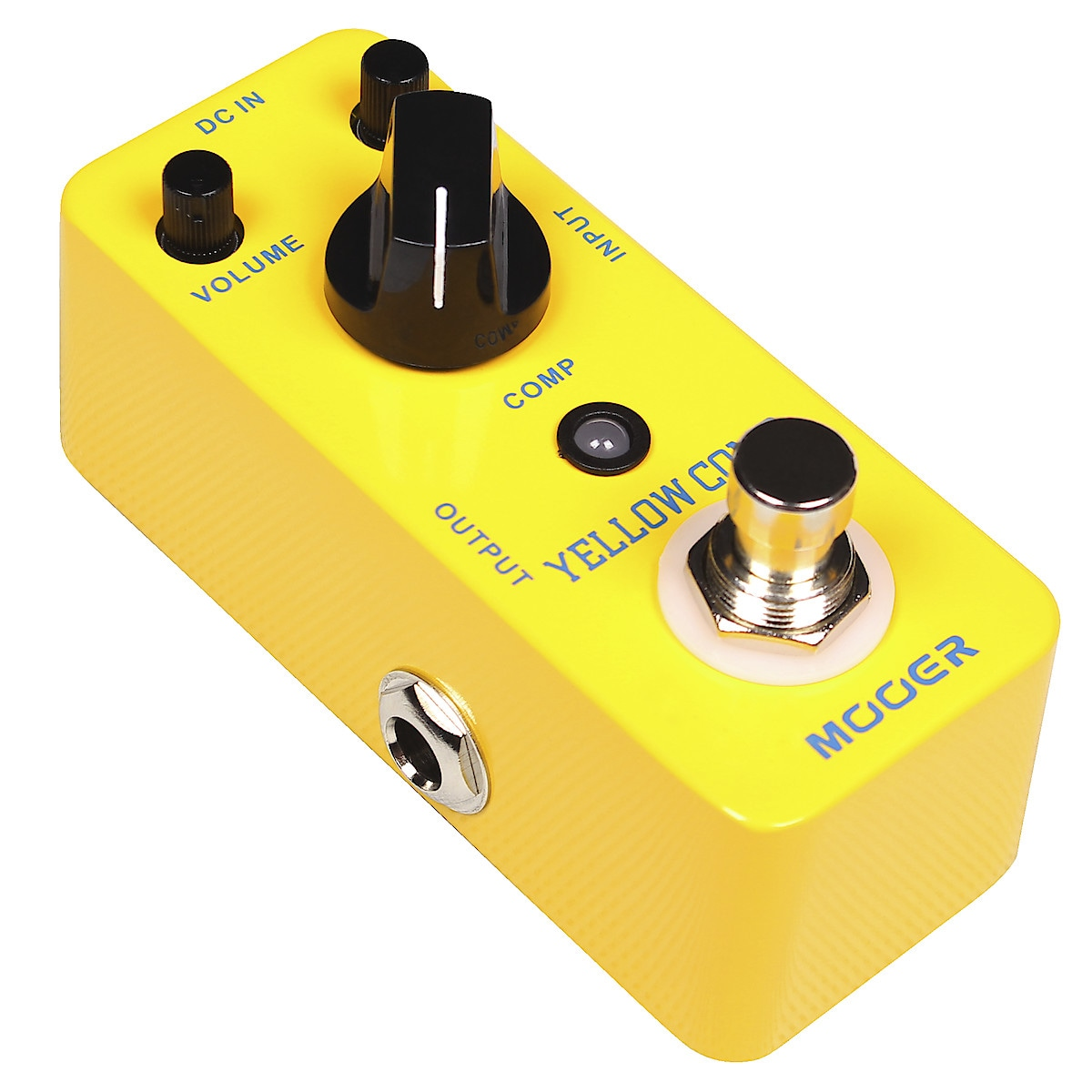 Pedal Mooer Yellow Comp