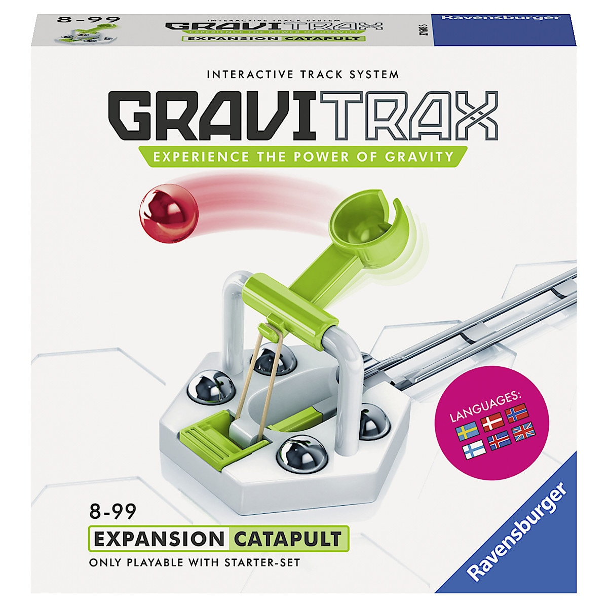 GraviTrax Expansion Catapult, Ravensburger