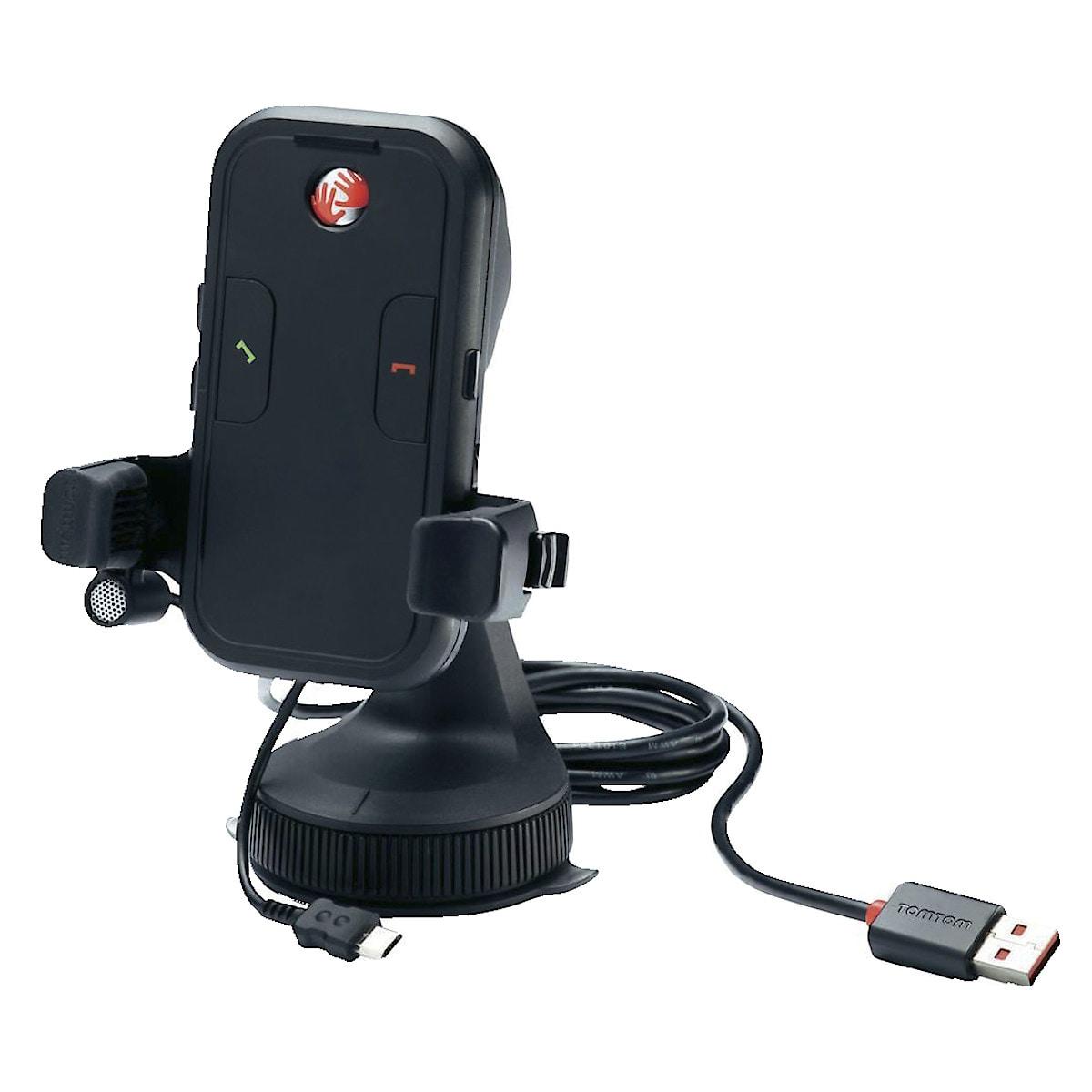 Hållare med Bluetooth-handsfree Tomtom