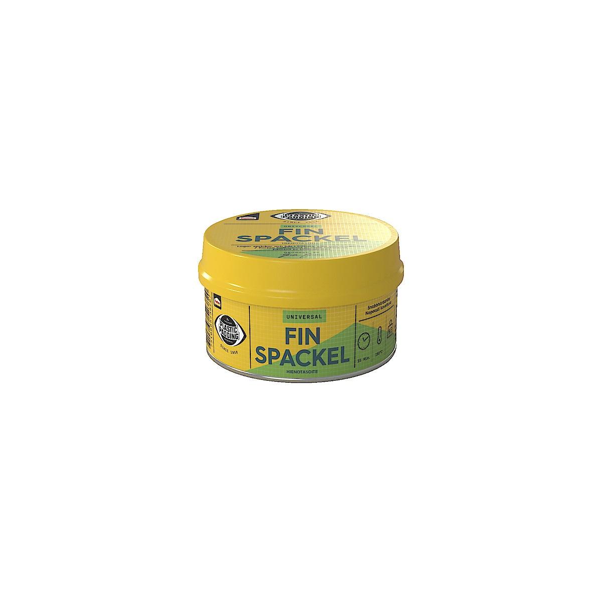 Finspackel Plastic Padding