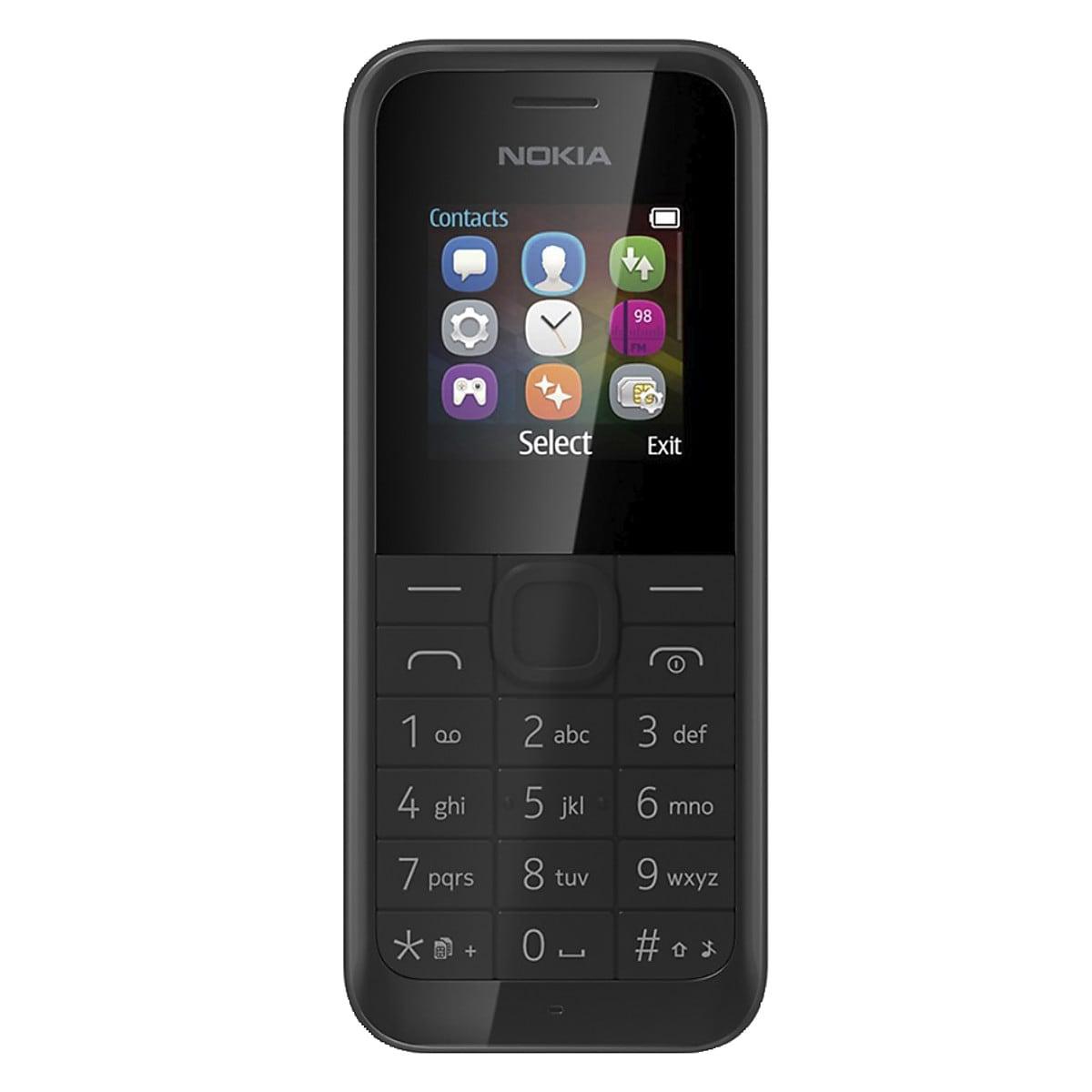 Mobiltelefon Nokia 105 Dual Sim