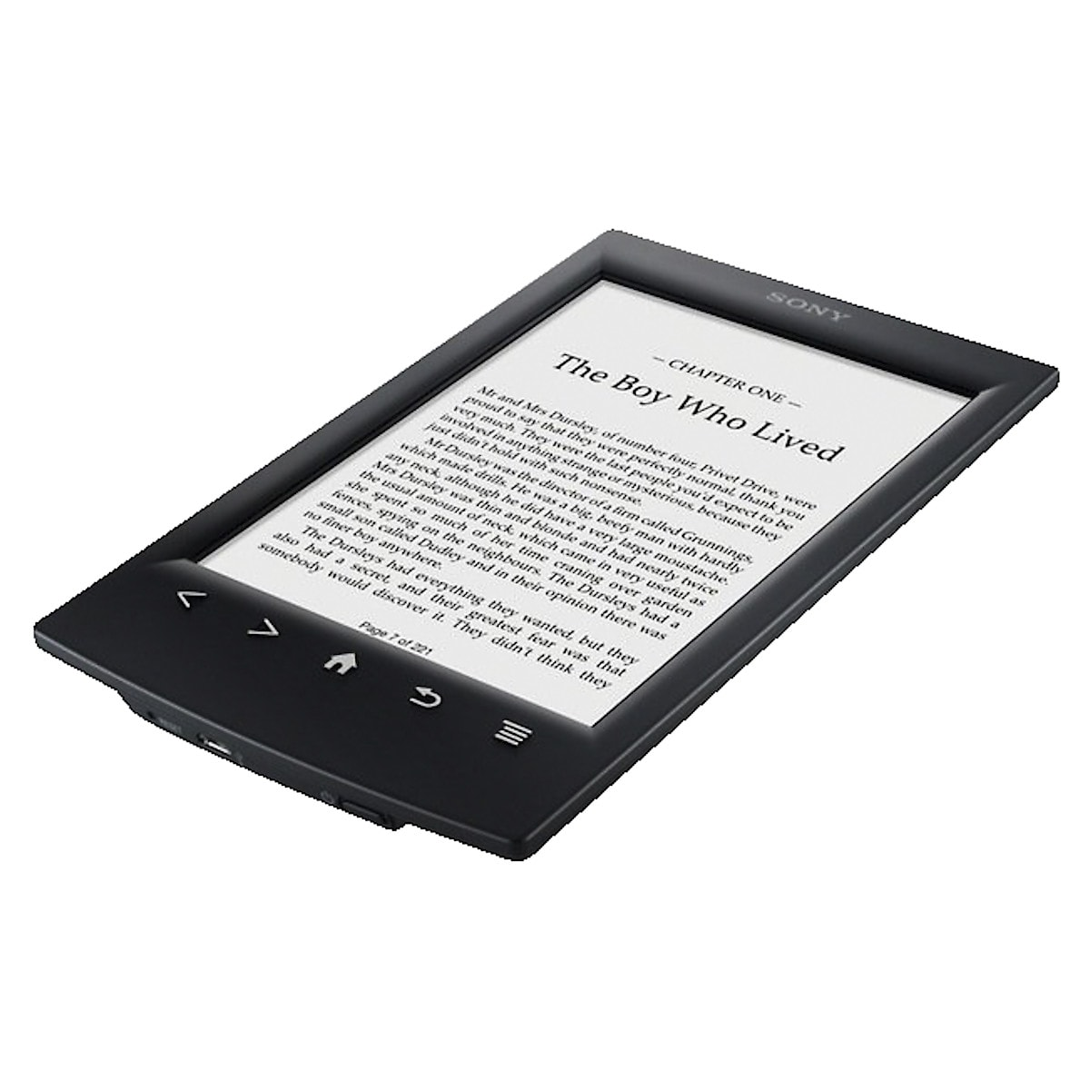 E-boksläsare Sony PRS-T2