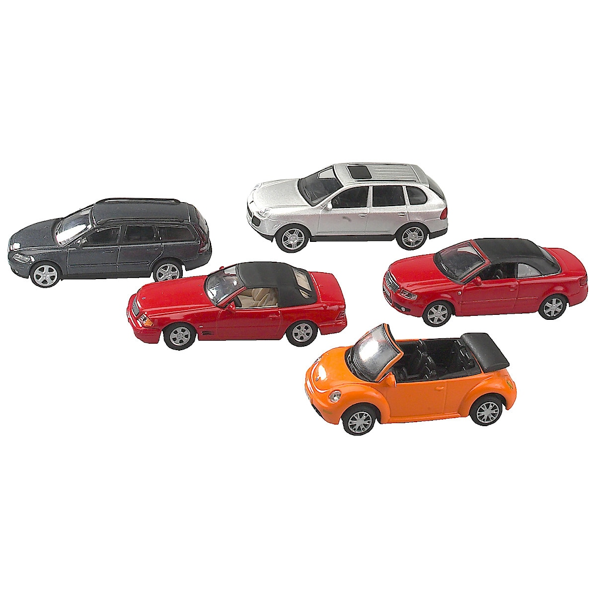 Cars 5-Pack