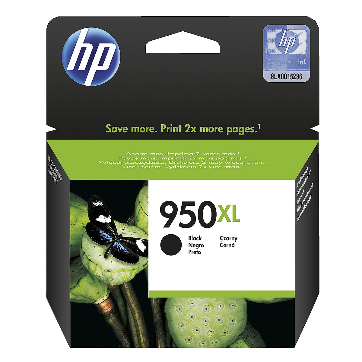 Bläckpatron HP 950 / 951