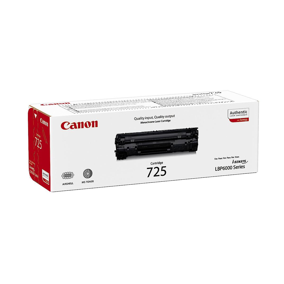 Canon CRG 725 toner