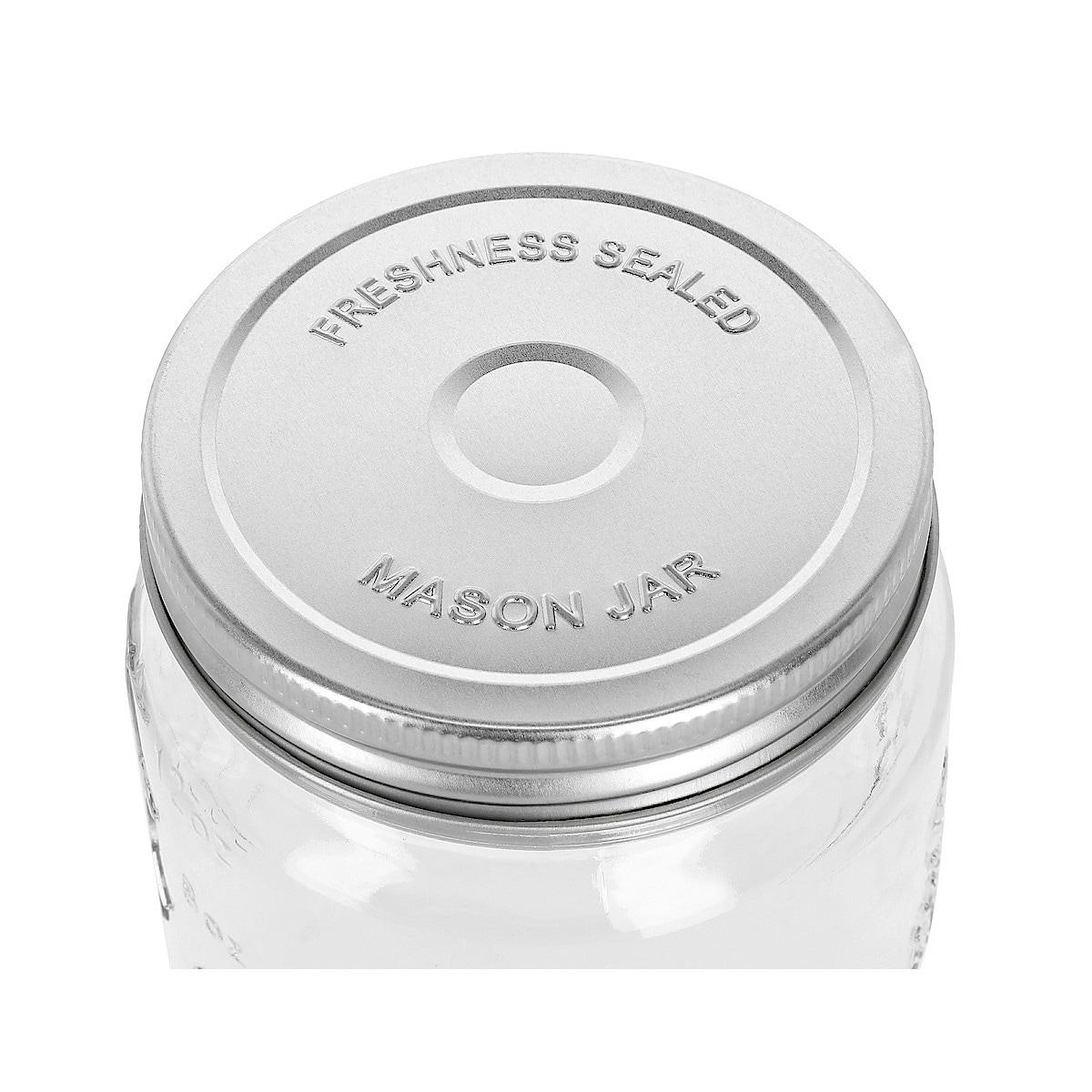 Konserveringsglass med skrulokk
