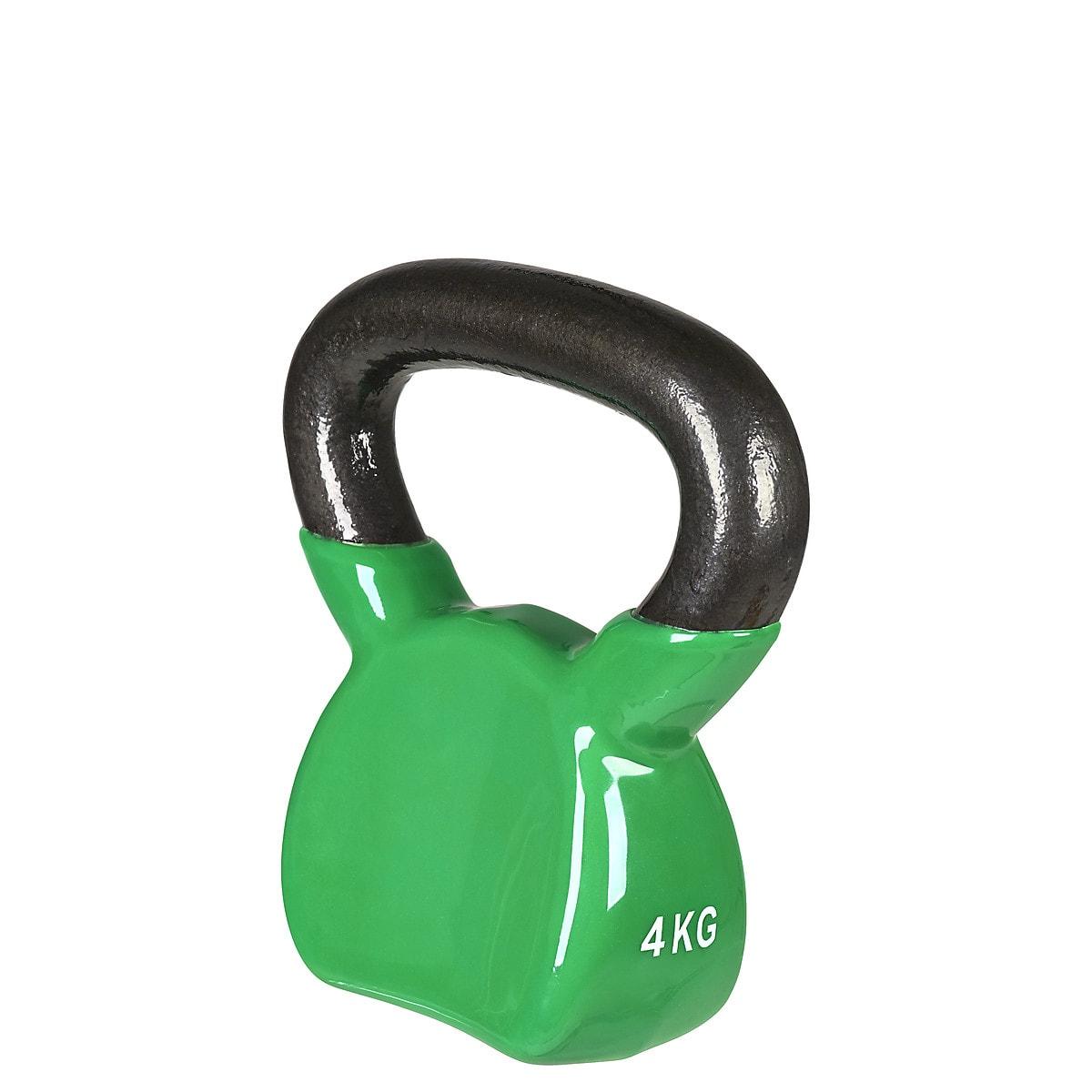Kettlebell, ergonomisk (4-16 kg)