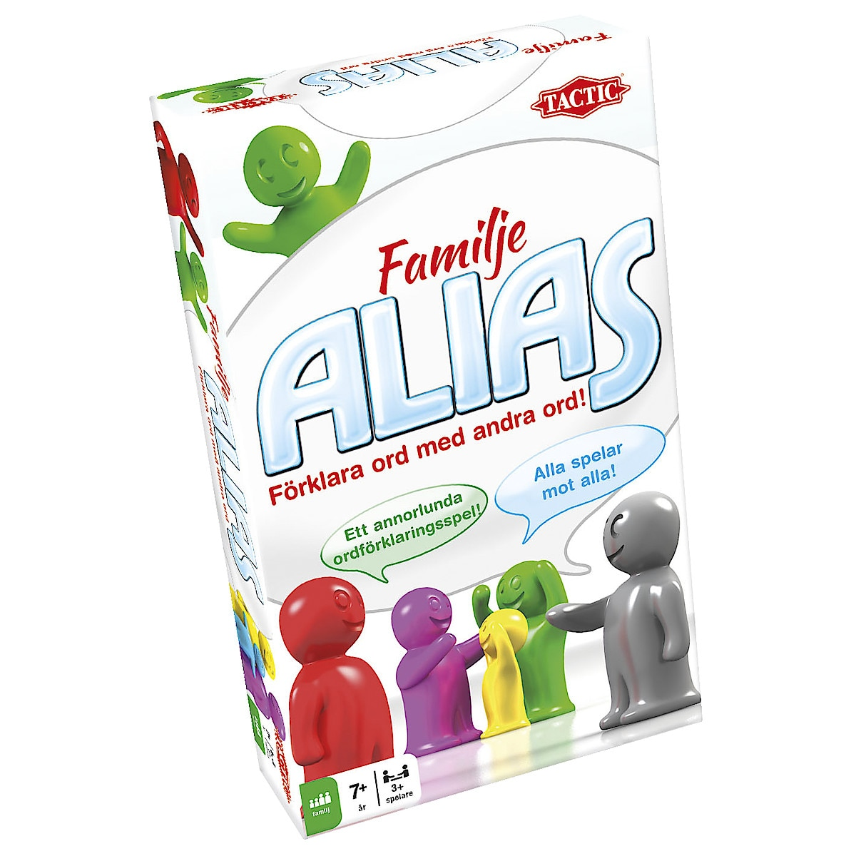 Resespel, Familje-Alias